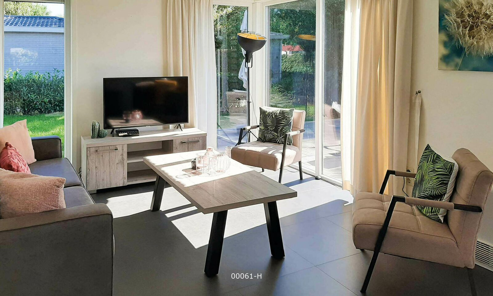 Grand luxe 4 personnes