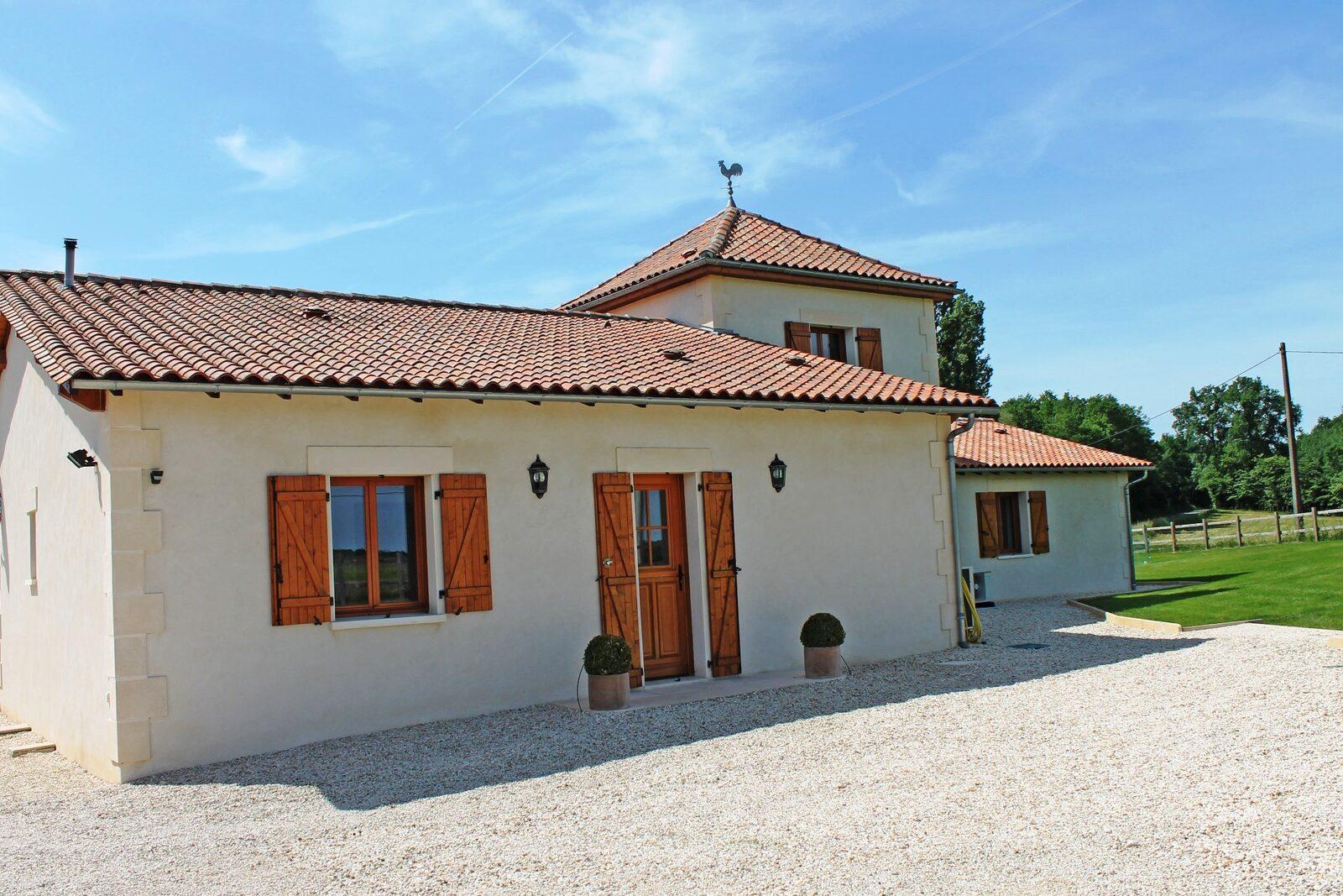 Domaine de Longeveau - vakantiehuis Merisier