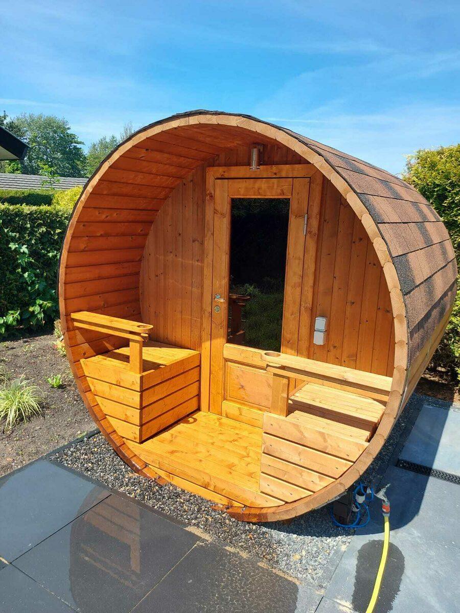 Luxus 4 Personen Sauna