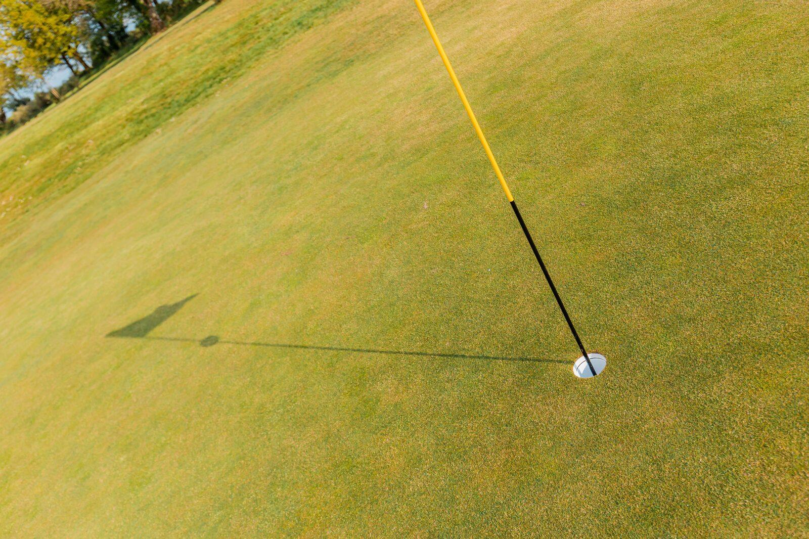 Golf-Arrangement