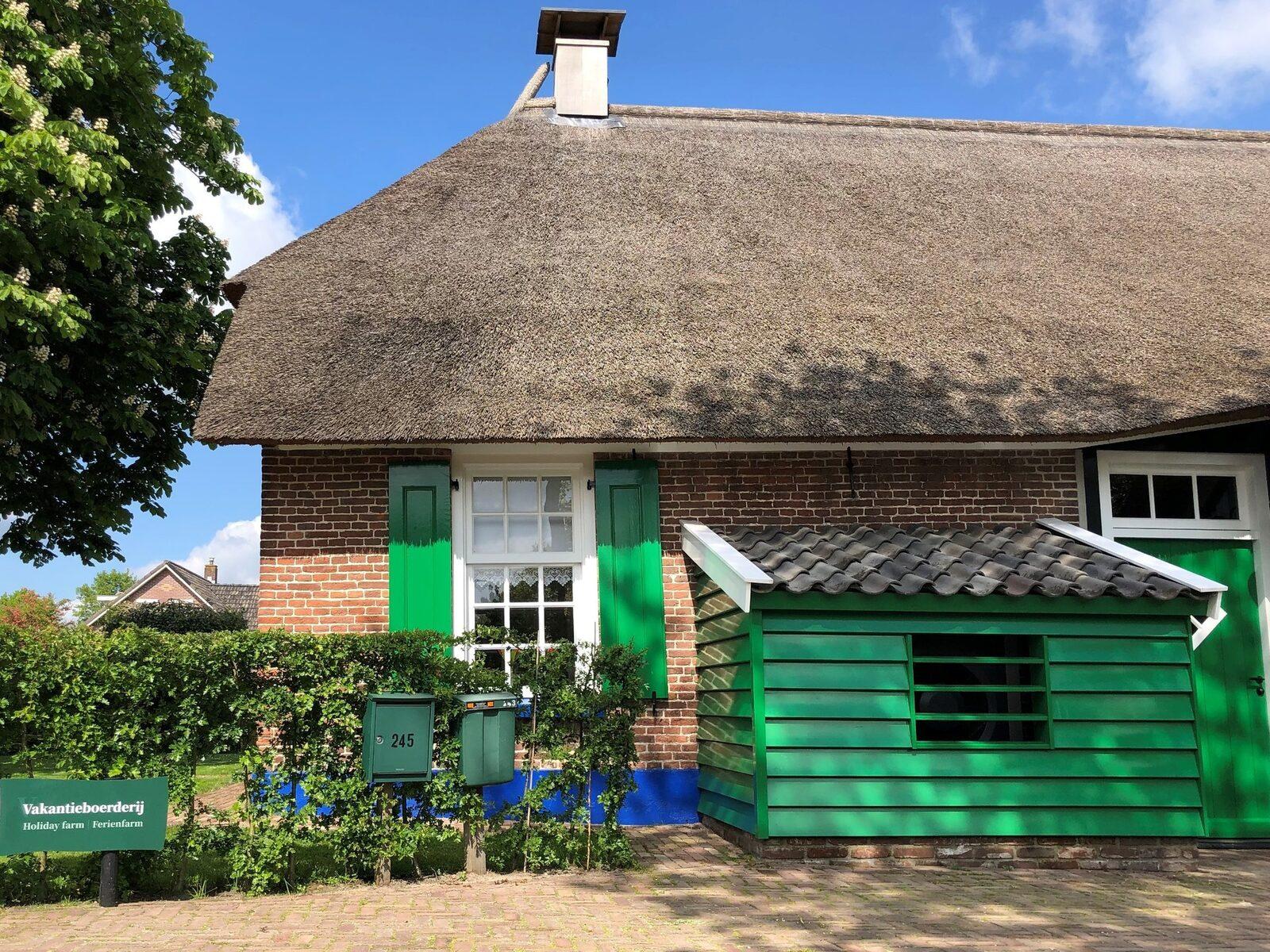 Vakantieboerderij An Diek in Staphorst