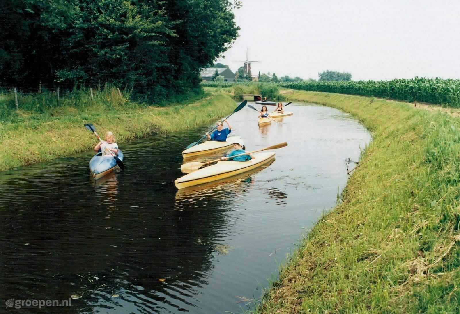 Vakantieboerderij Gieterveen