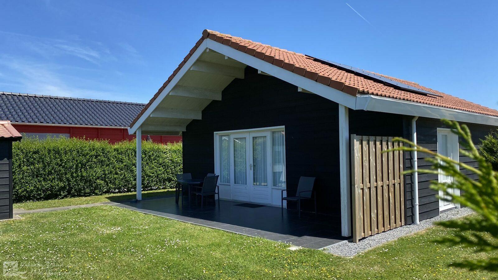 VZ497 Ferienchalet Sint-Annaland