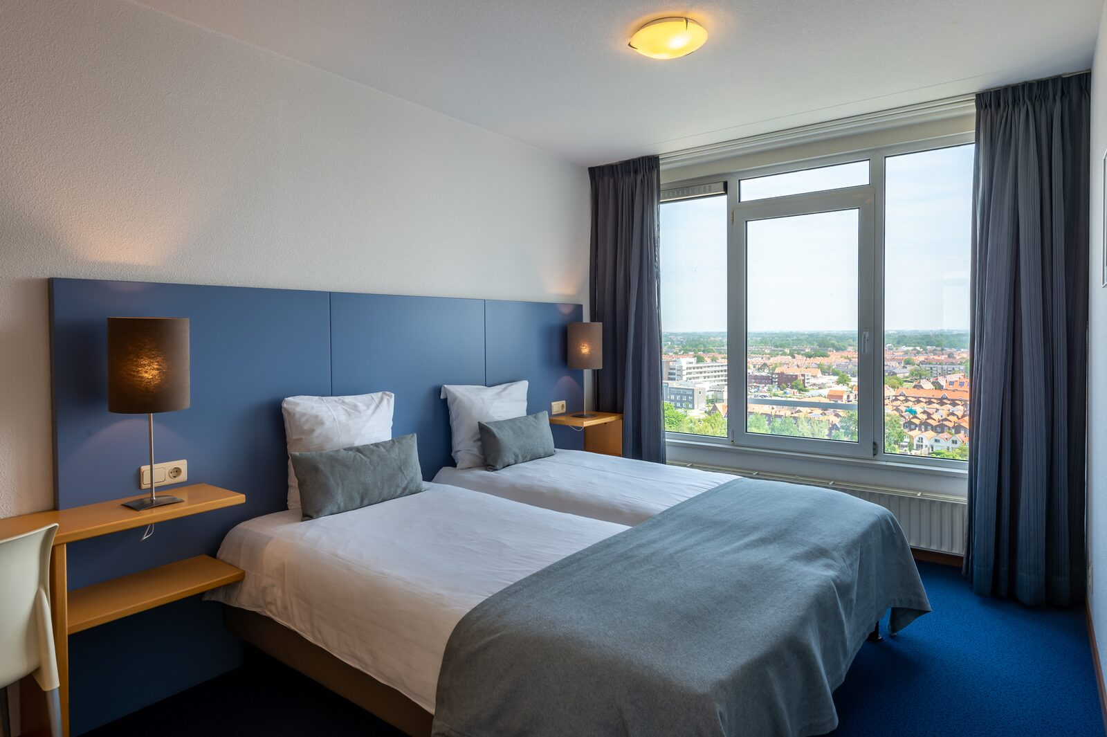 3-kamer midden appartement met zeezicht
