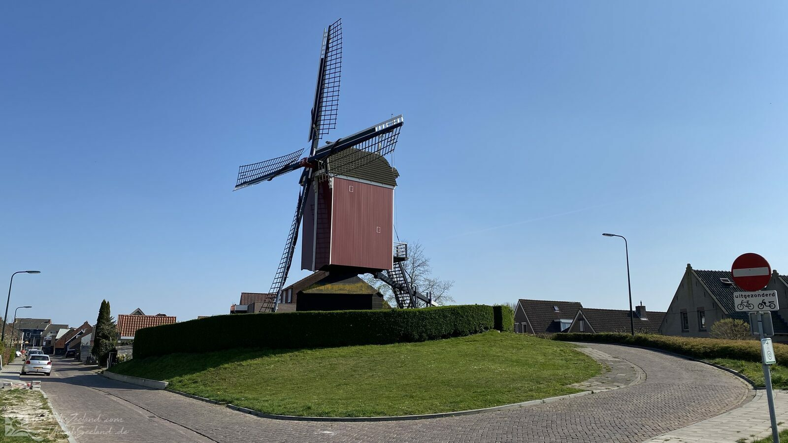 VZ1027 Ferienchalet in Sint-Annaland