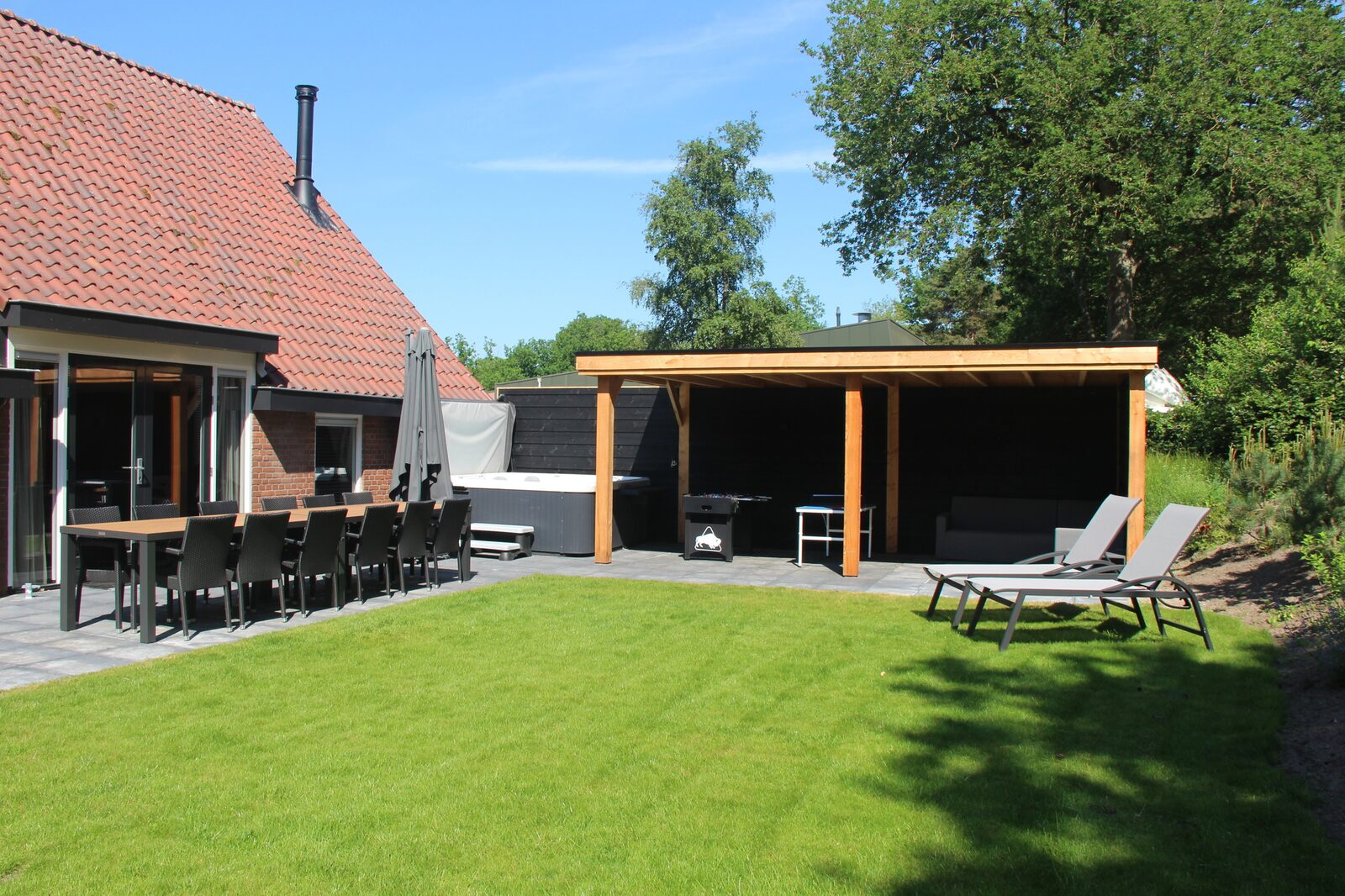 Ferienhaus De Rheezermaten