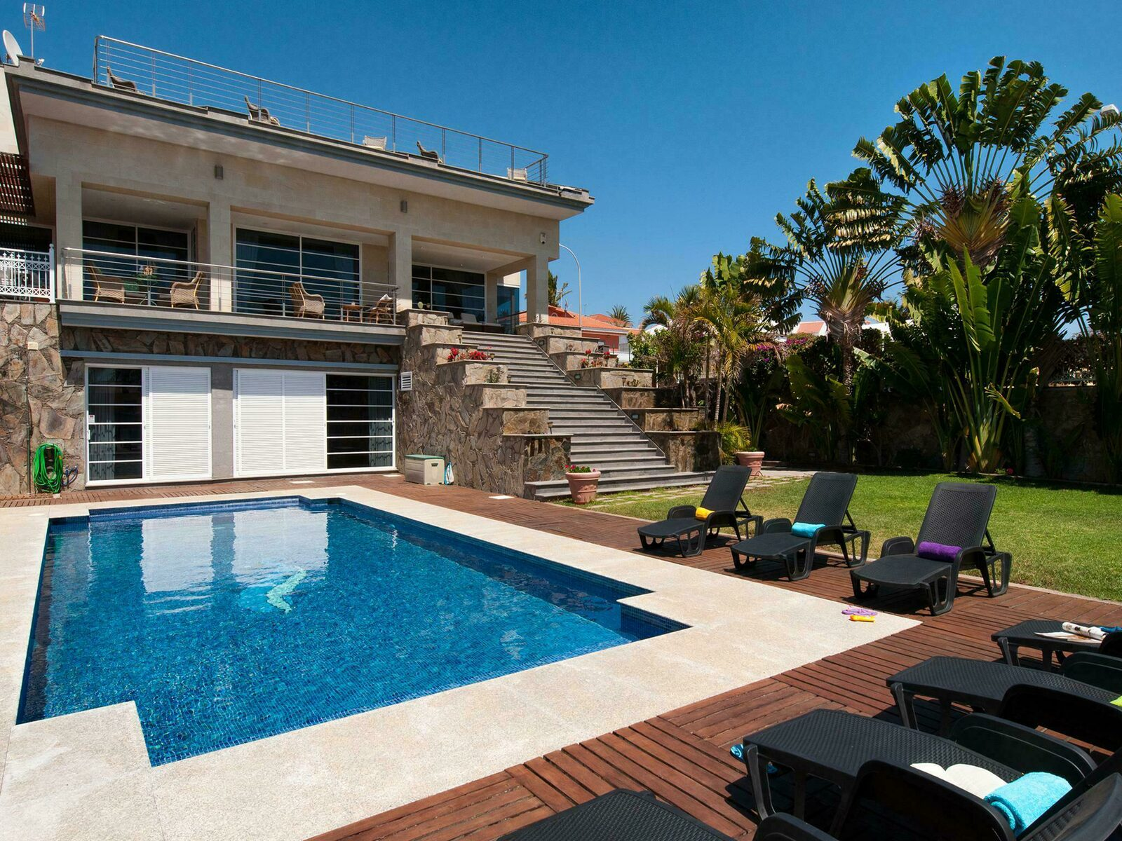 Villa Sol Deluxe | 12 personen