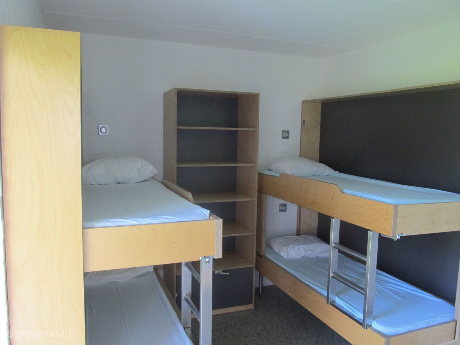 Group accommodation Nes-Akkrum
