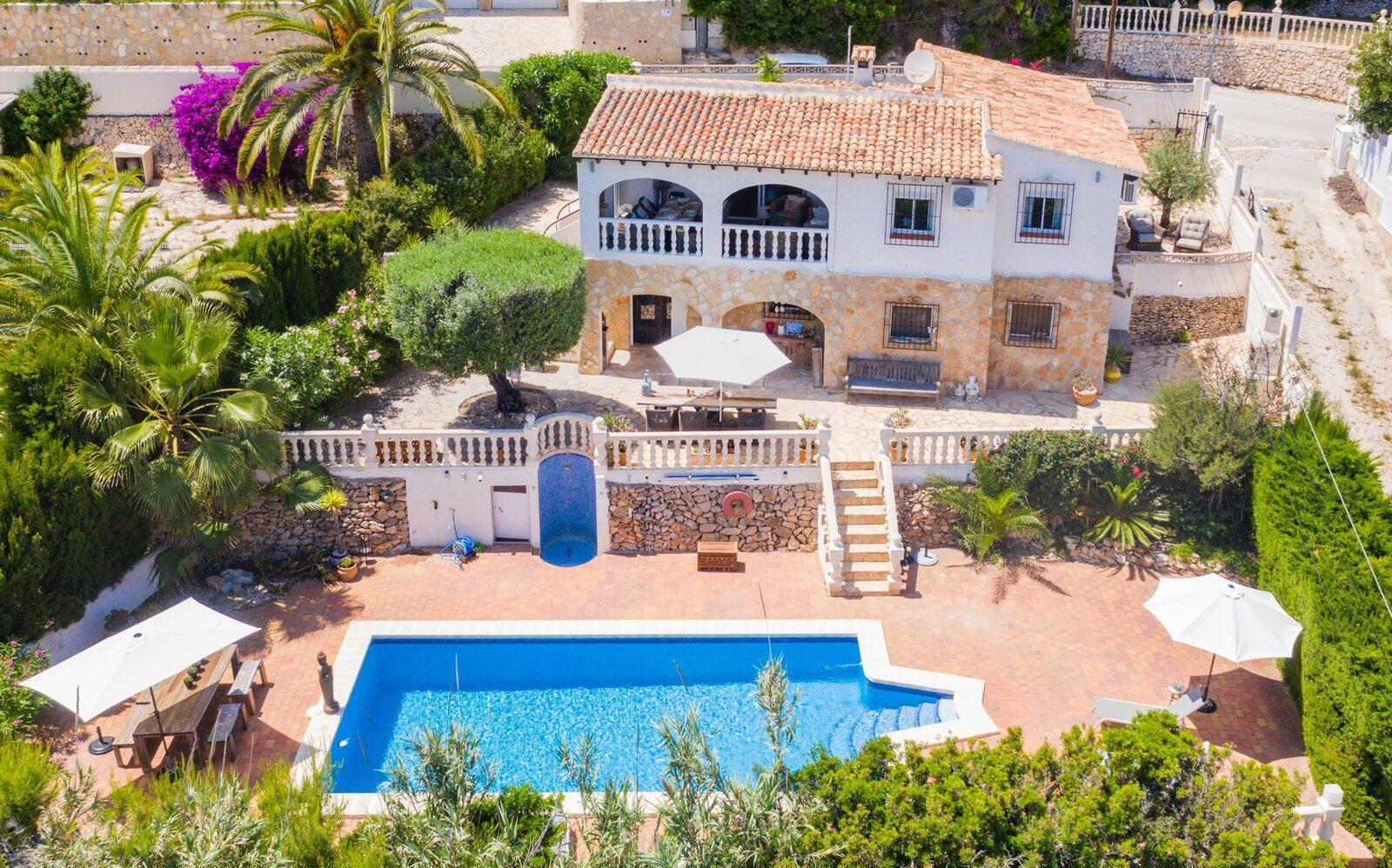 Casa Dels Tossals | 6 persons