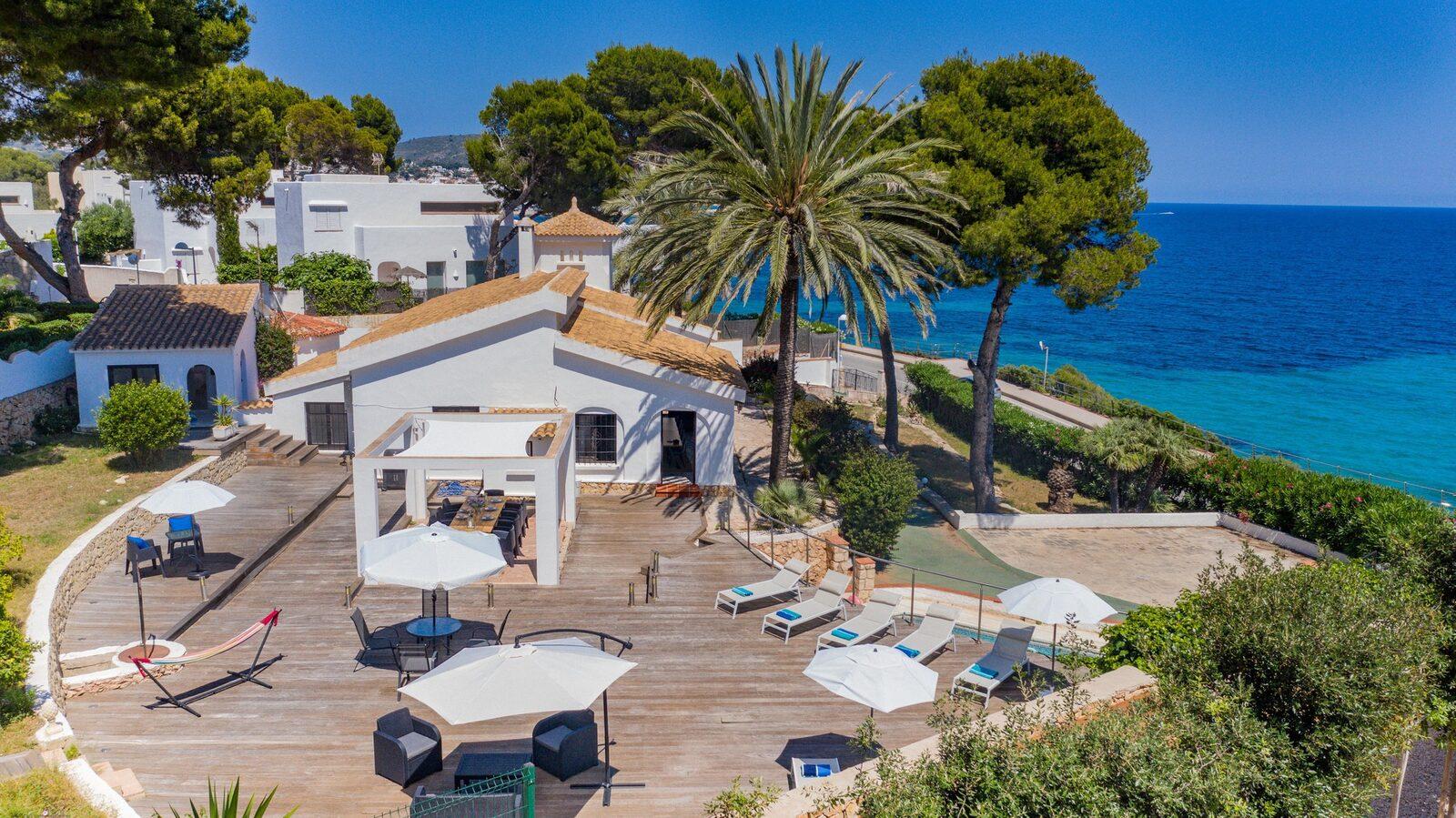 Villa Al Mar | 12 persons