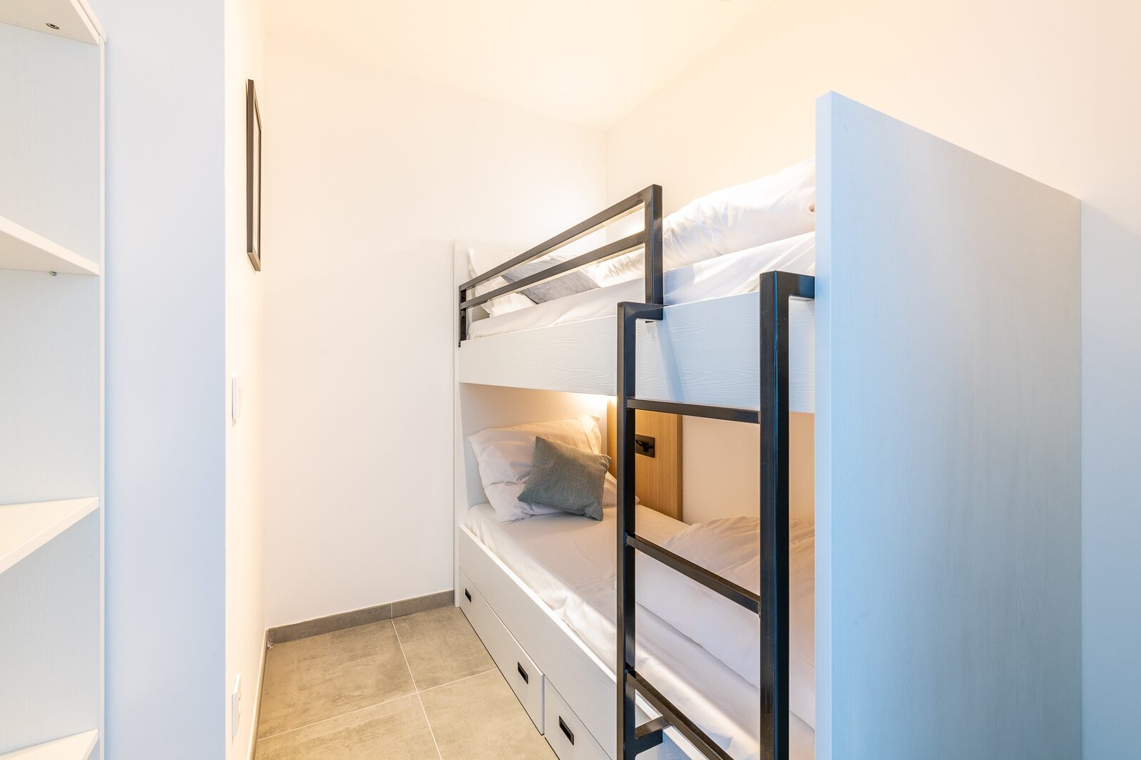 New family suite for 6 people with 2 bunk beds