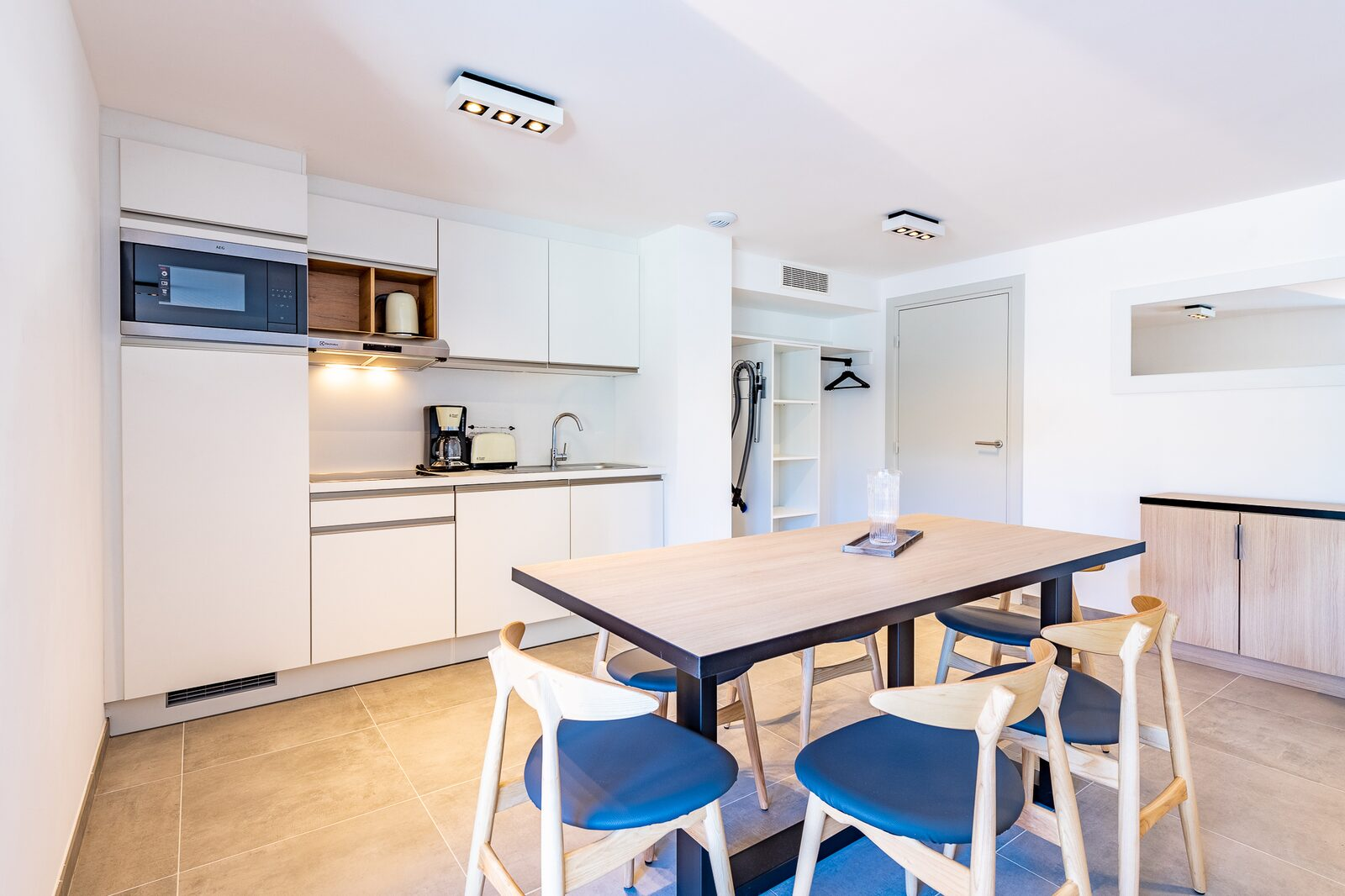 New premium suite for 6 people with 3 bedrooms