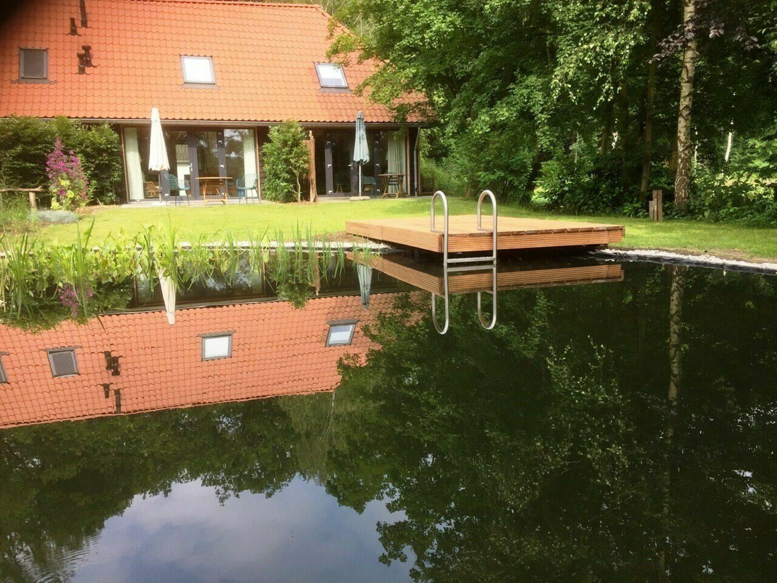 Vakantiehuis Joppe - 2 natuurhuisjes in de Achterhoek