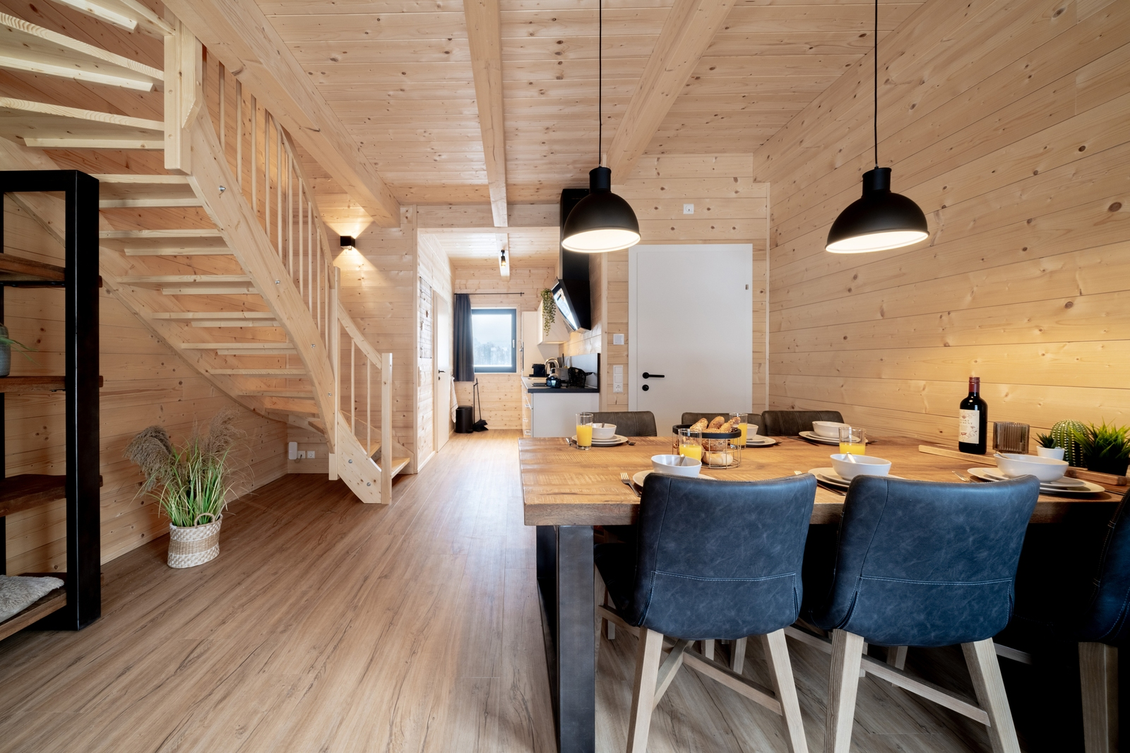 Two Residences for 6
