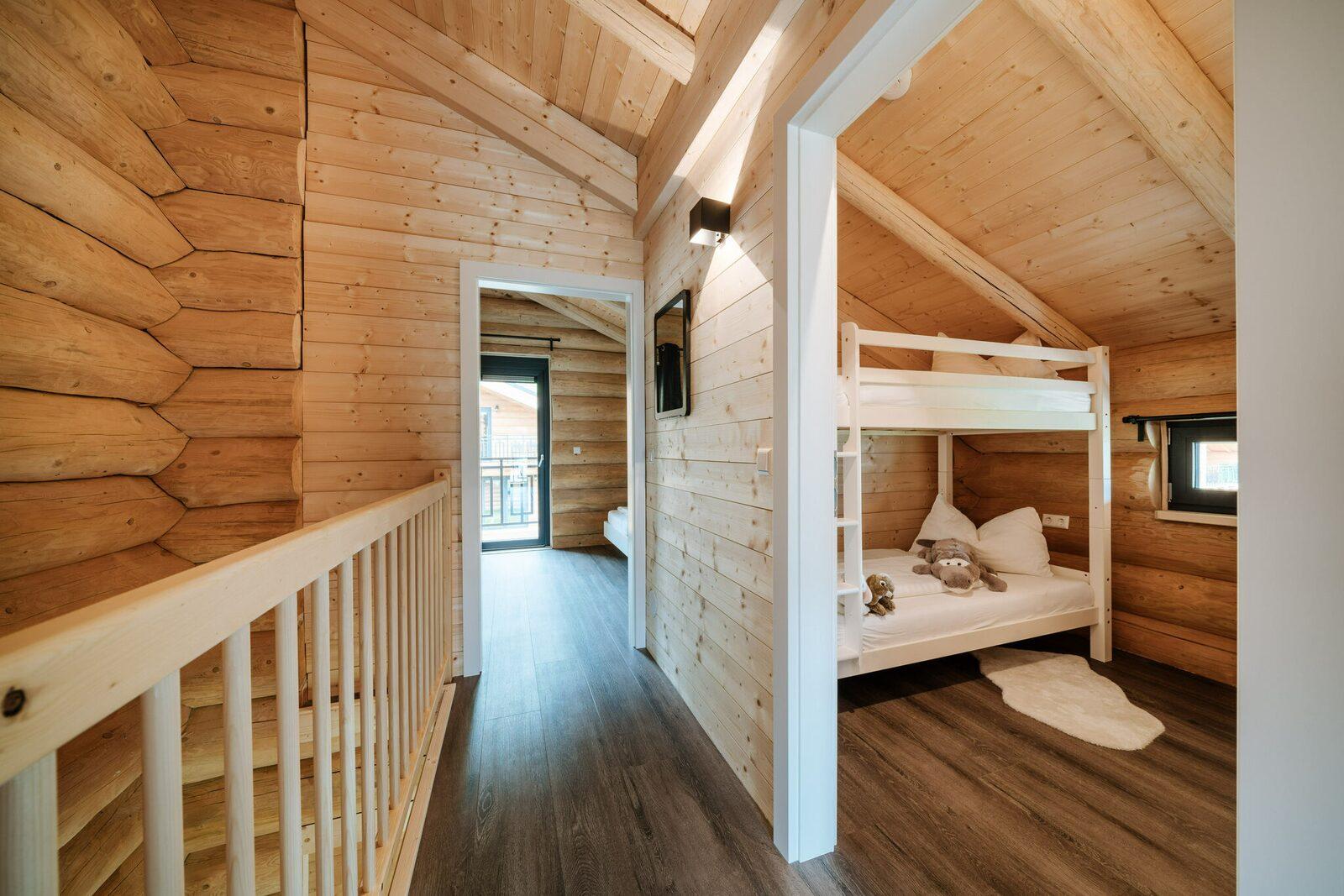 Twee Lodges for 6