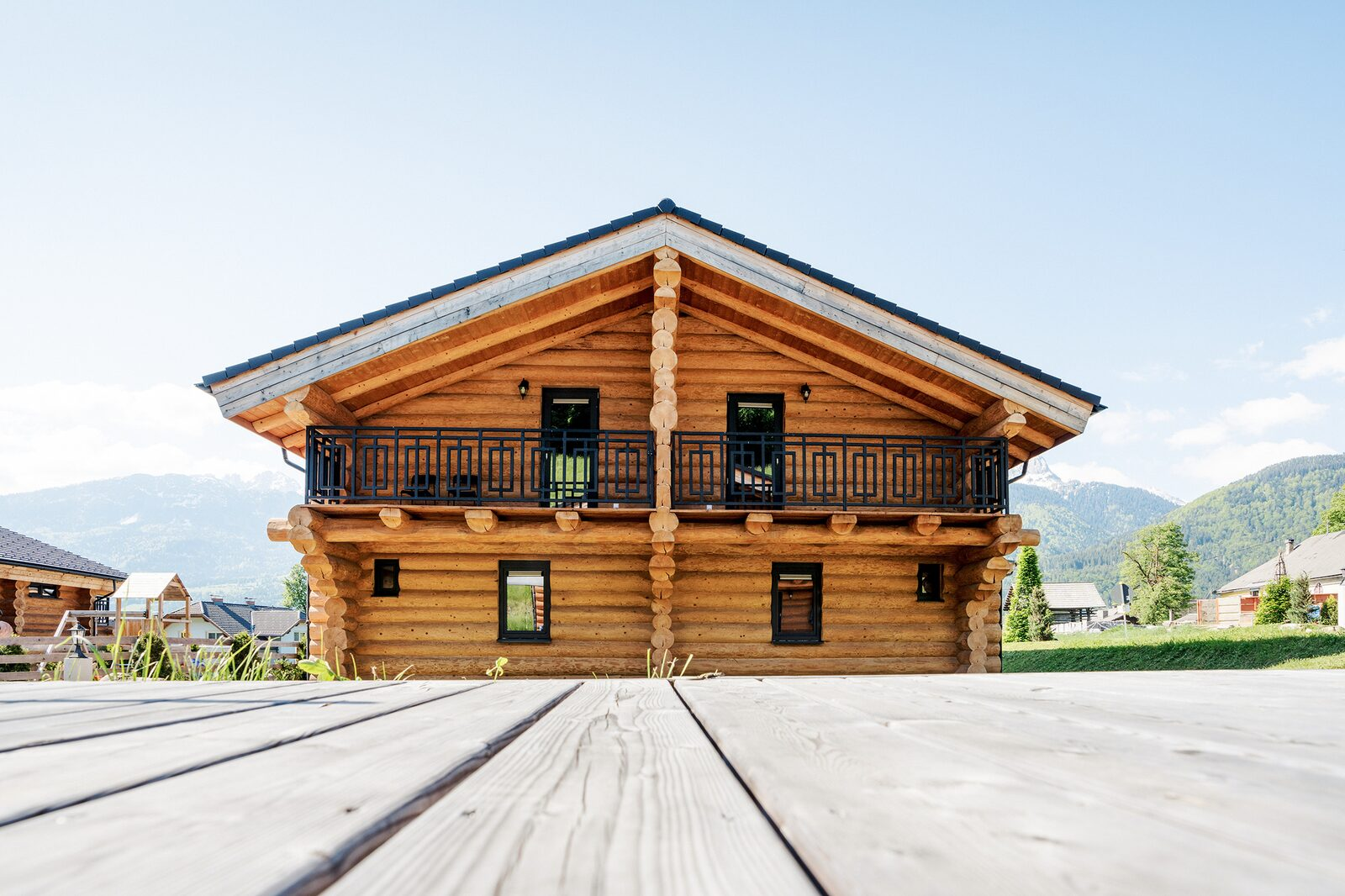 Lodge for 6