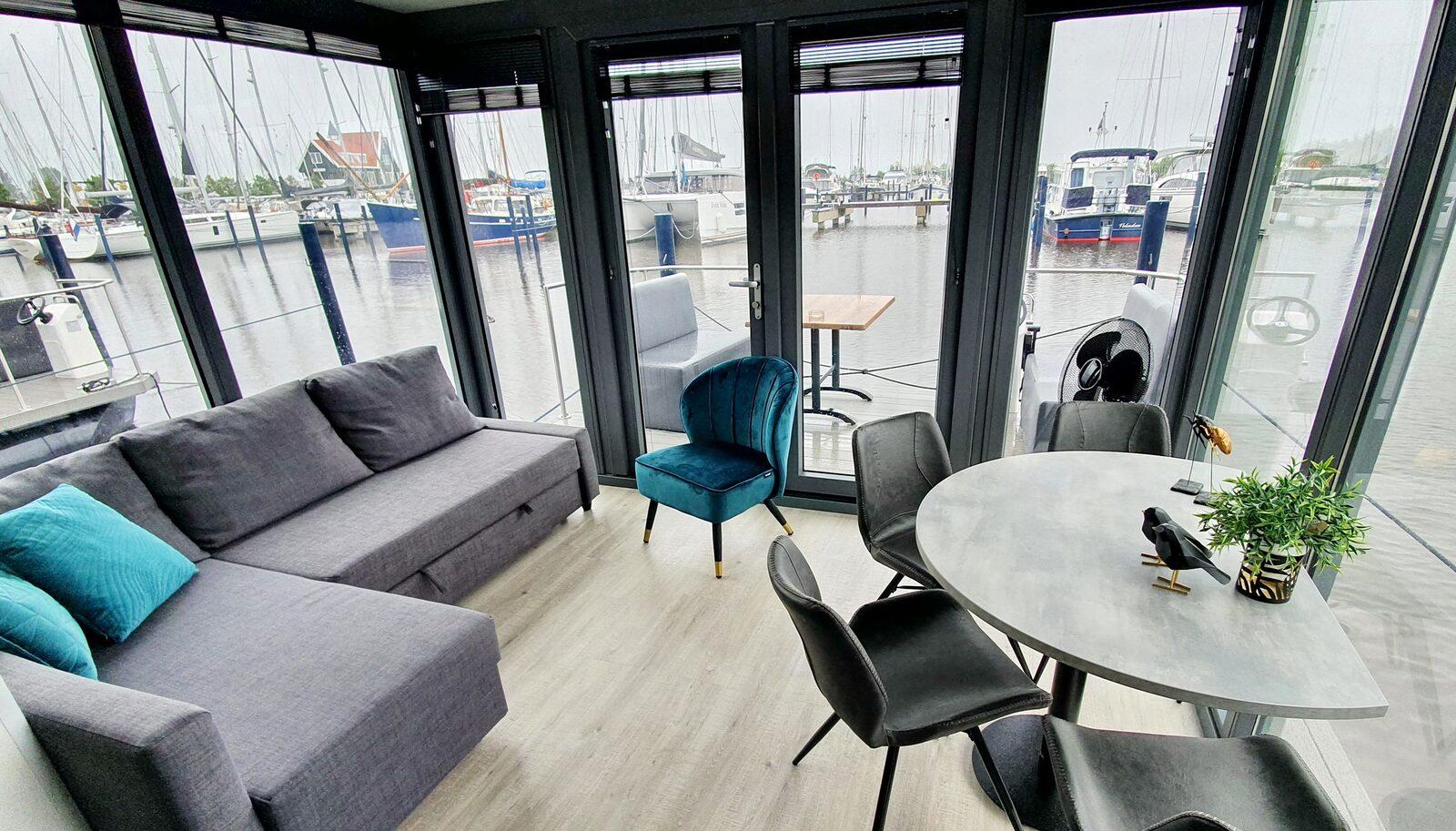 Hafen-Lodge vier Personen