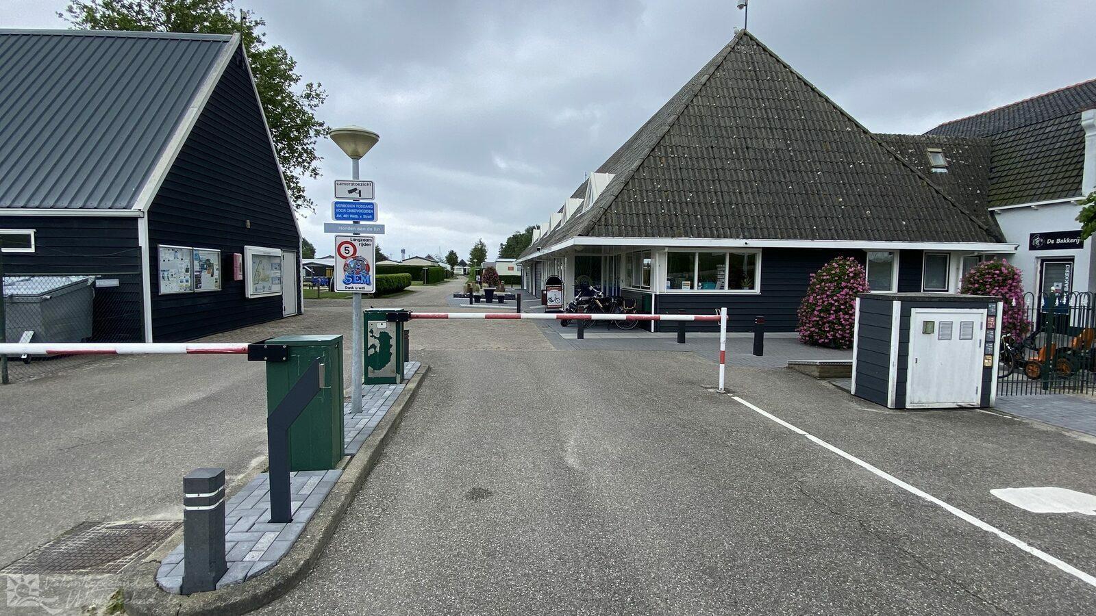 VZ1031 Stacaravan in Wemeldinge