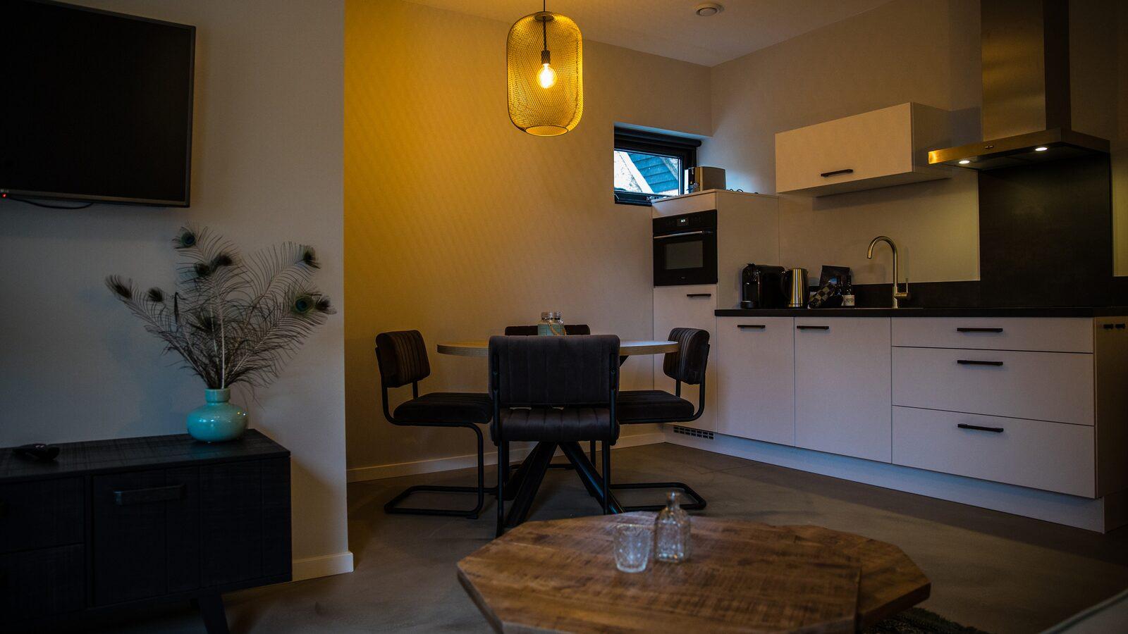Appartement - Kon. Emmaweg 26 | Vrouwenpolder 'Uitspanning Oranjezon'