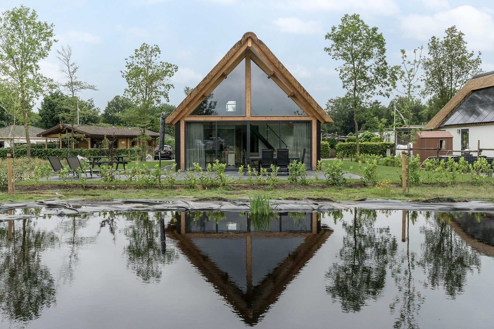 Farm Lodge 676