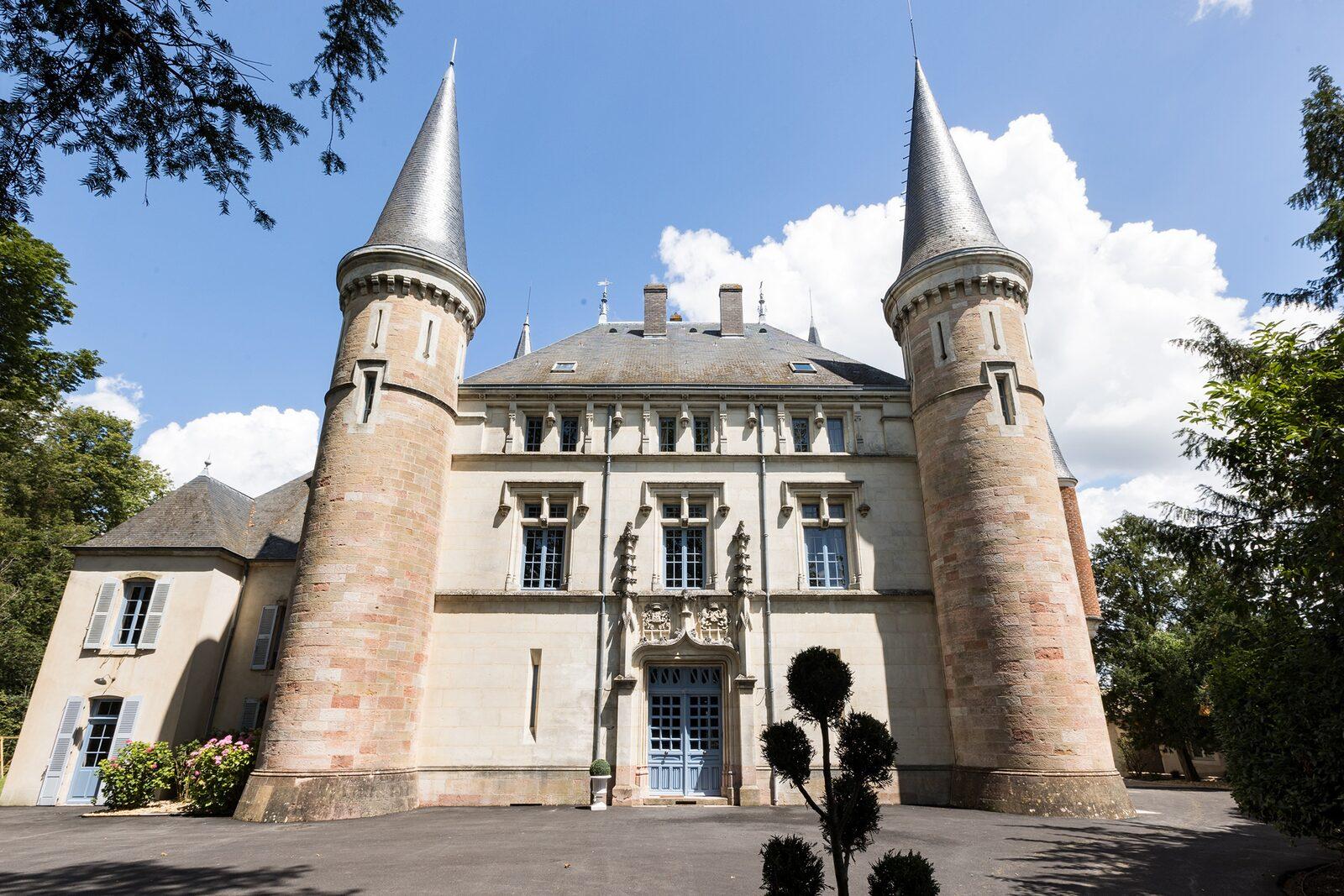 Chateau Montrevost - vorstelijk vakantie vieren in Noord-Frankrijk