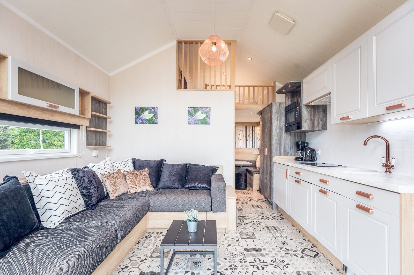 Tinyhouse J32 | 4 pers.
