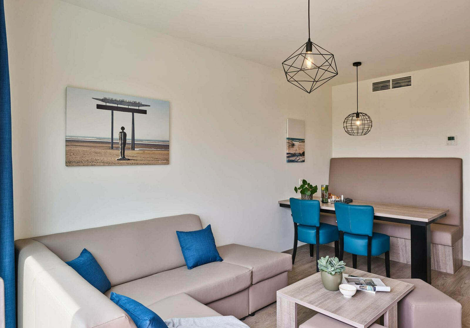 Cosy Suite - 4p | 2 Coins couchage