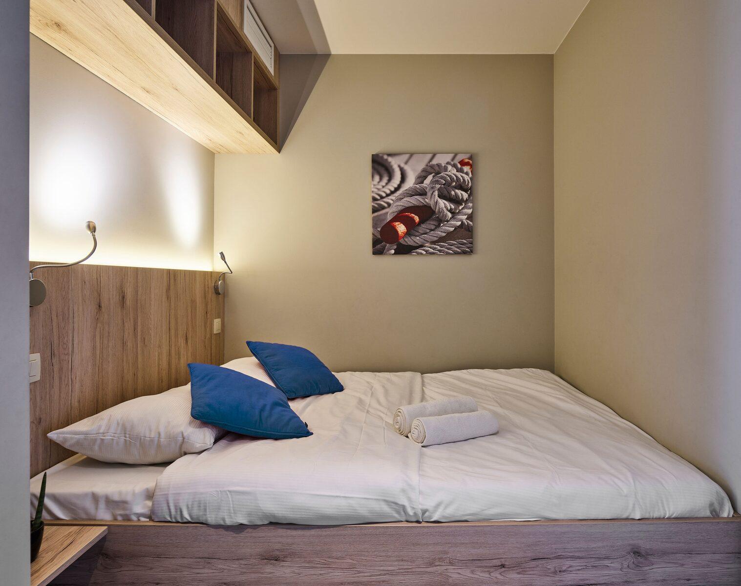 Cosy Suite - 4p | 2 slaaphoeken | Balkon