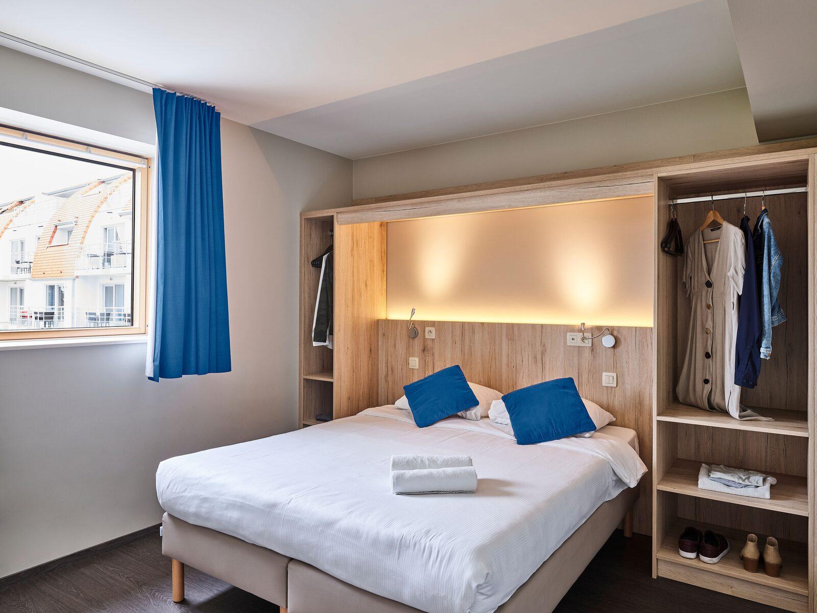 Comfort Suite - 4p | Bedroom - Sleeping corner