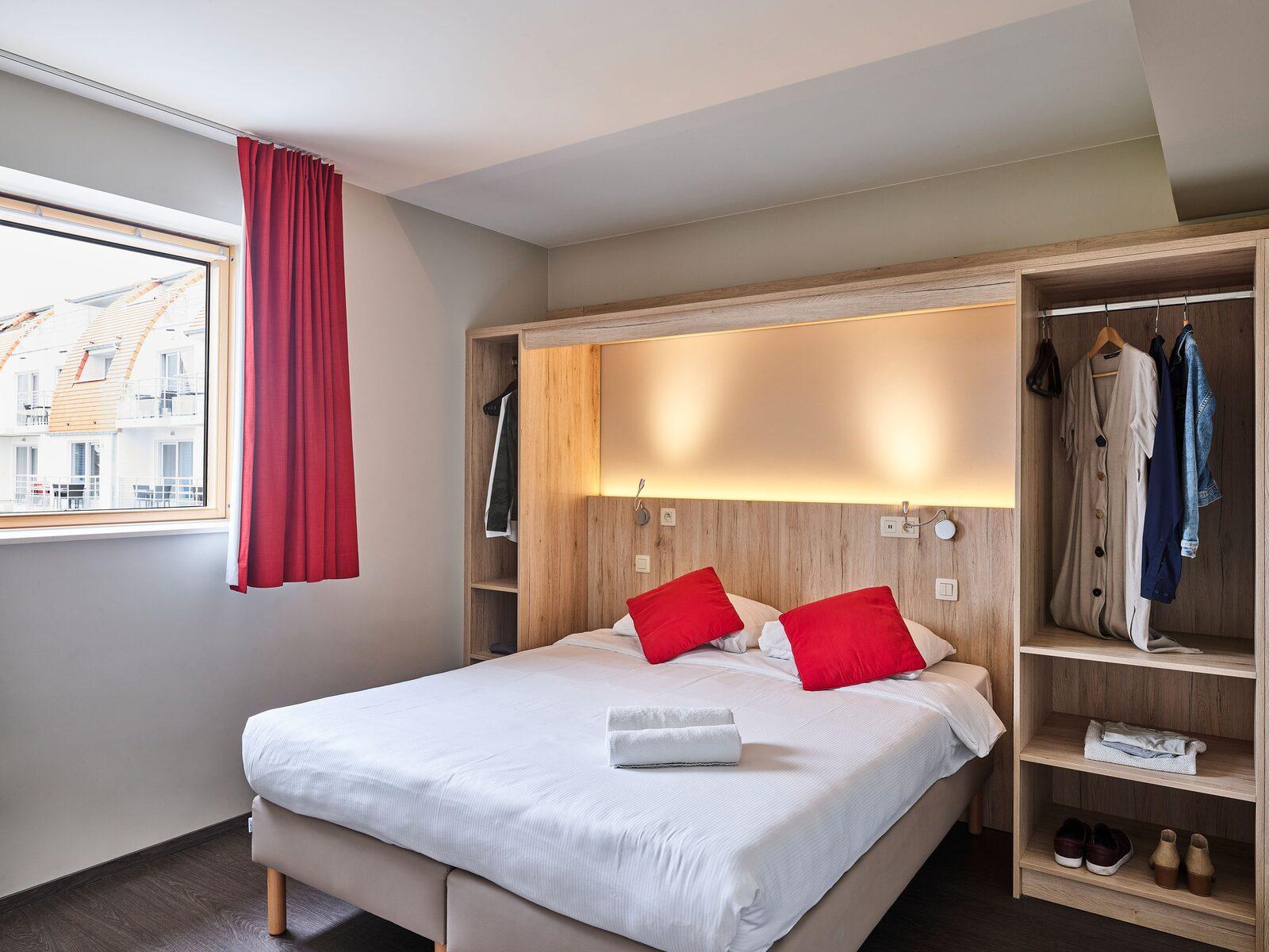 Comfort Suite - 6p | 2 Bedrooms - Sleeping corner