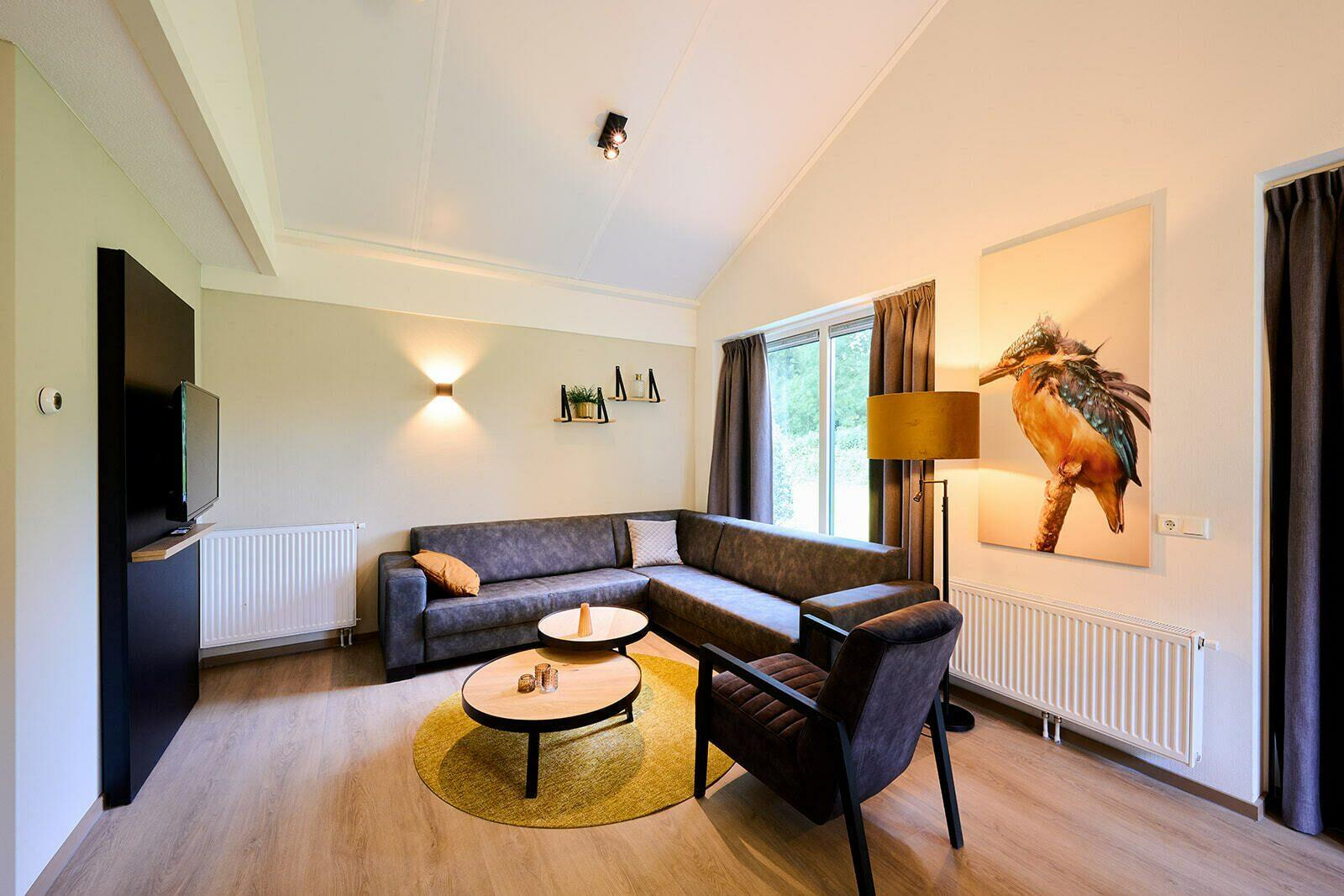 Villa Vogelveld Luxe Sauna + Jacuzzi | 4 Pers.