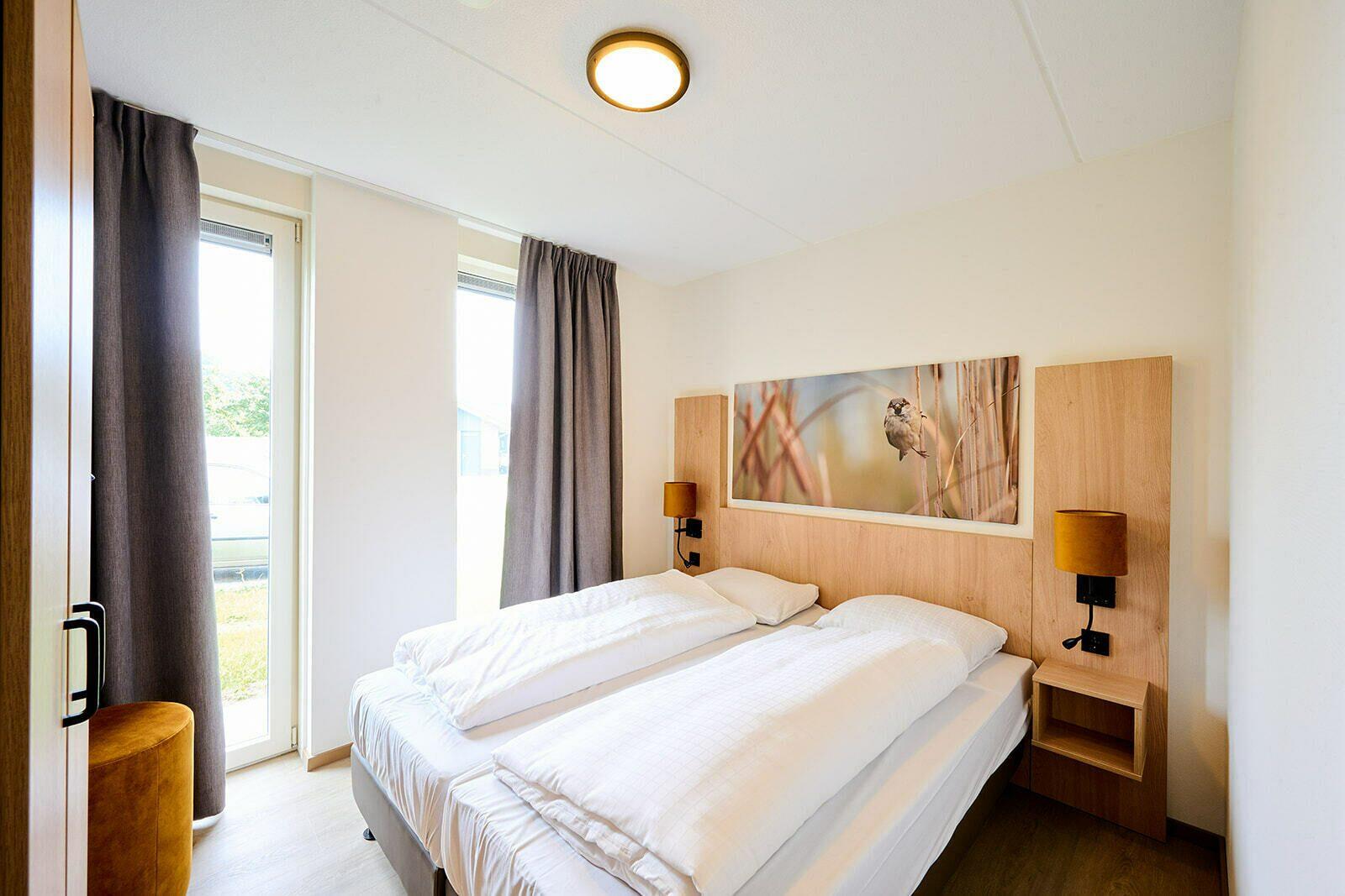 Villa Vogelveld Vrijstaand Sauna | 6 Pers.