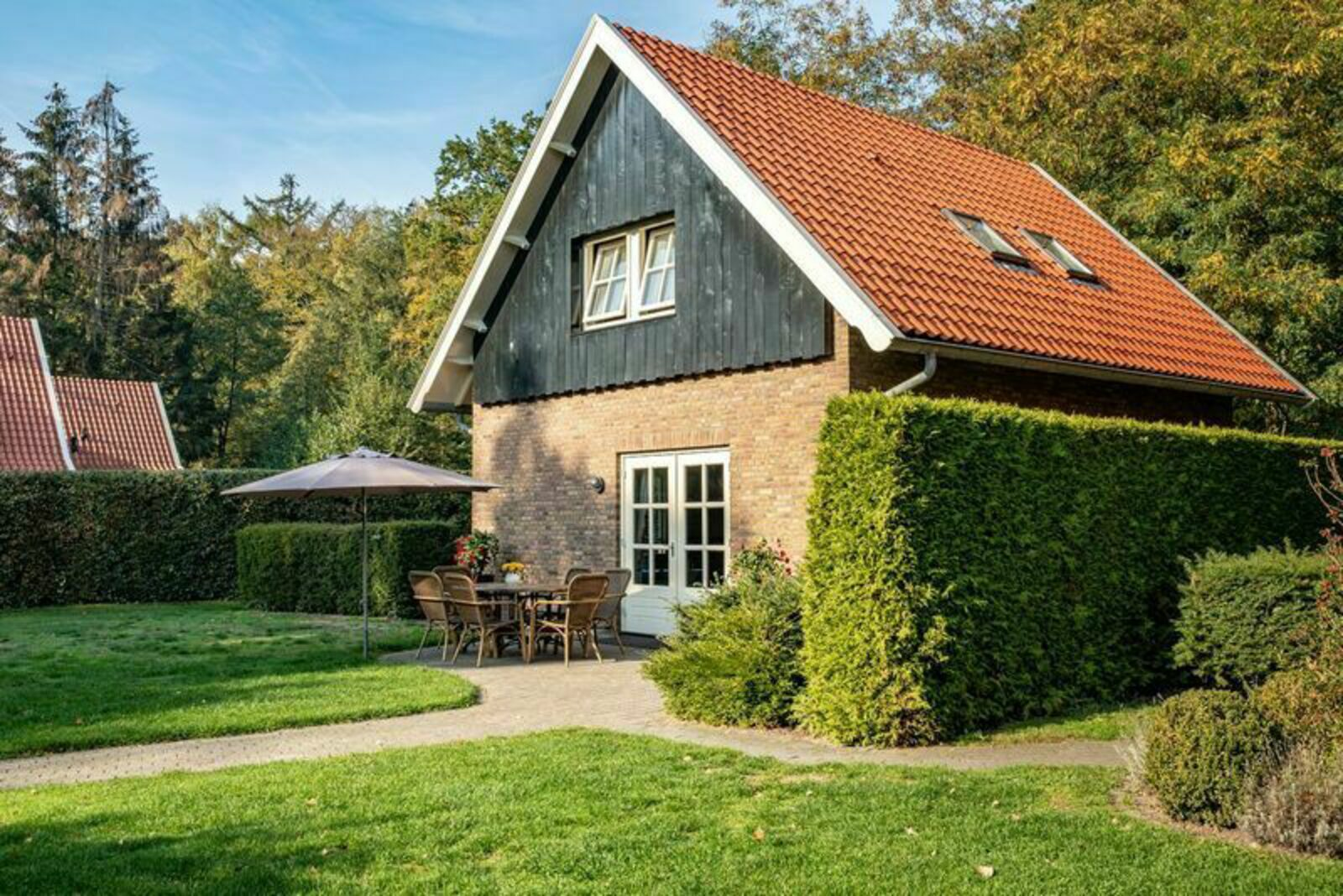 Landgoed Lösser - vakantiehuis de Bron
