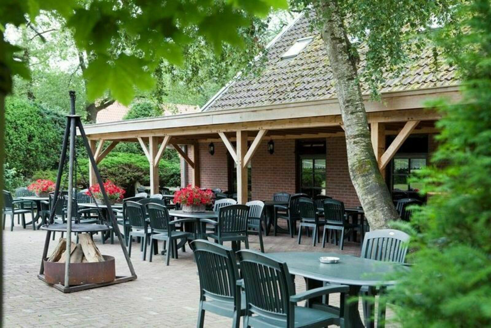 Landgoed Lösser - de Vuursteen - grote vakantieboerderij Twente
