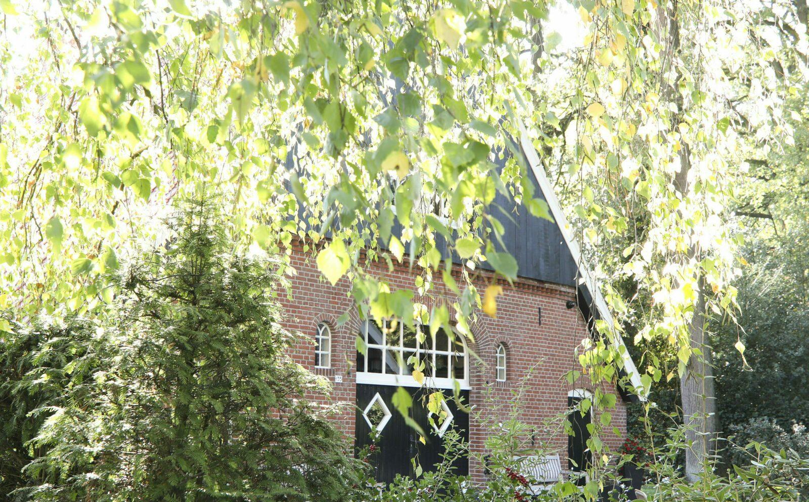 Landgoed Lösser - familieboerderij in Twente