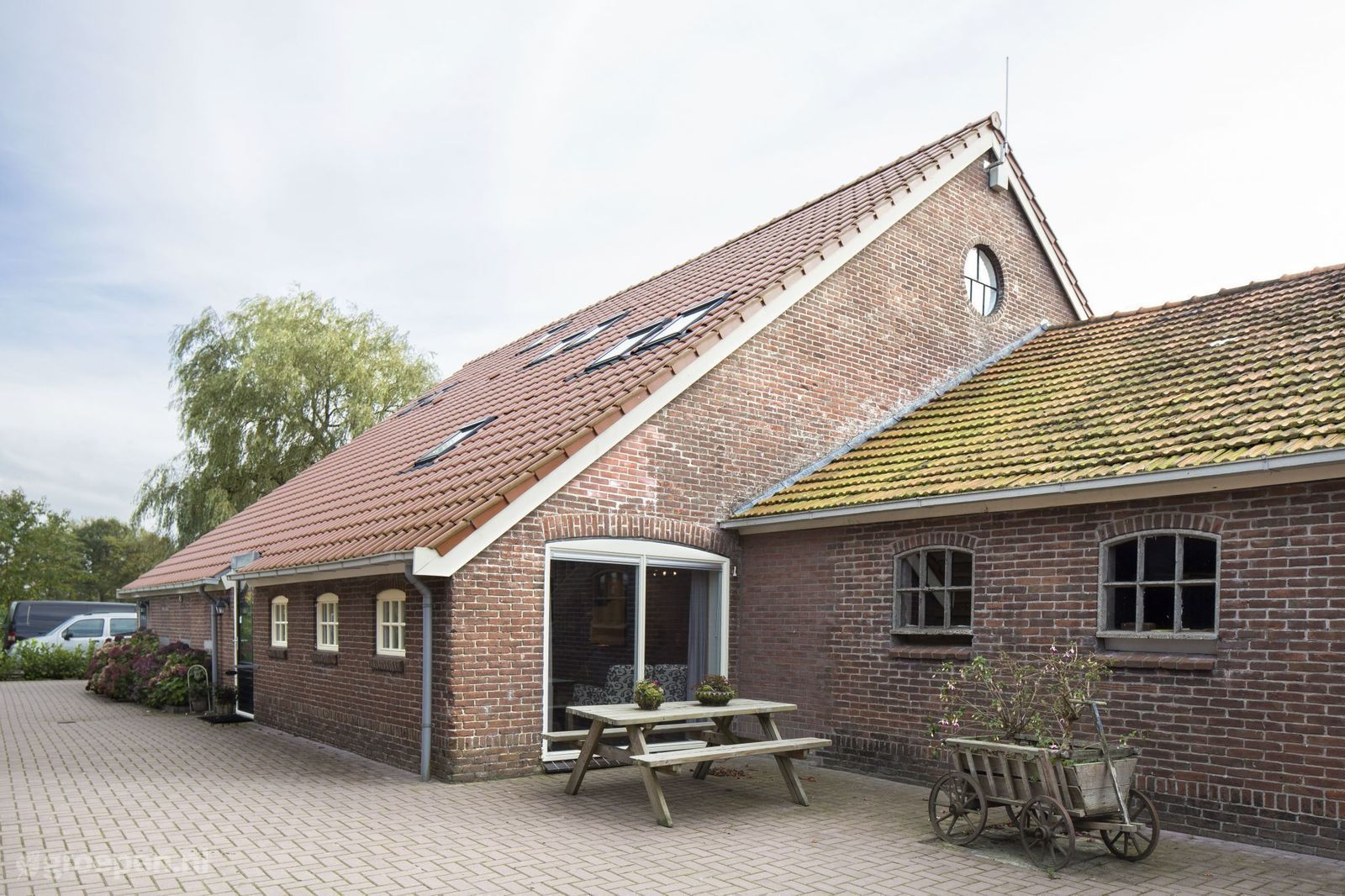 Holiday Farmhouse Oude Willem