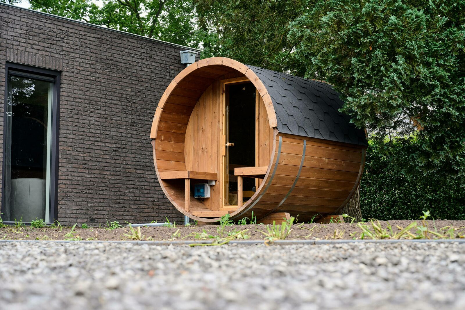 Relax Lodge Sauna | 4 Pers.