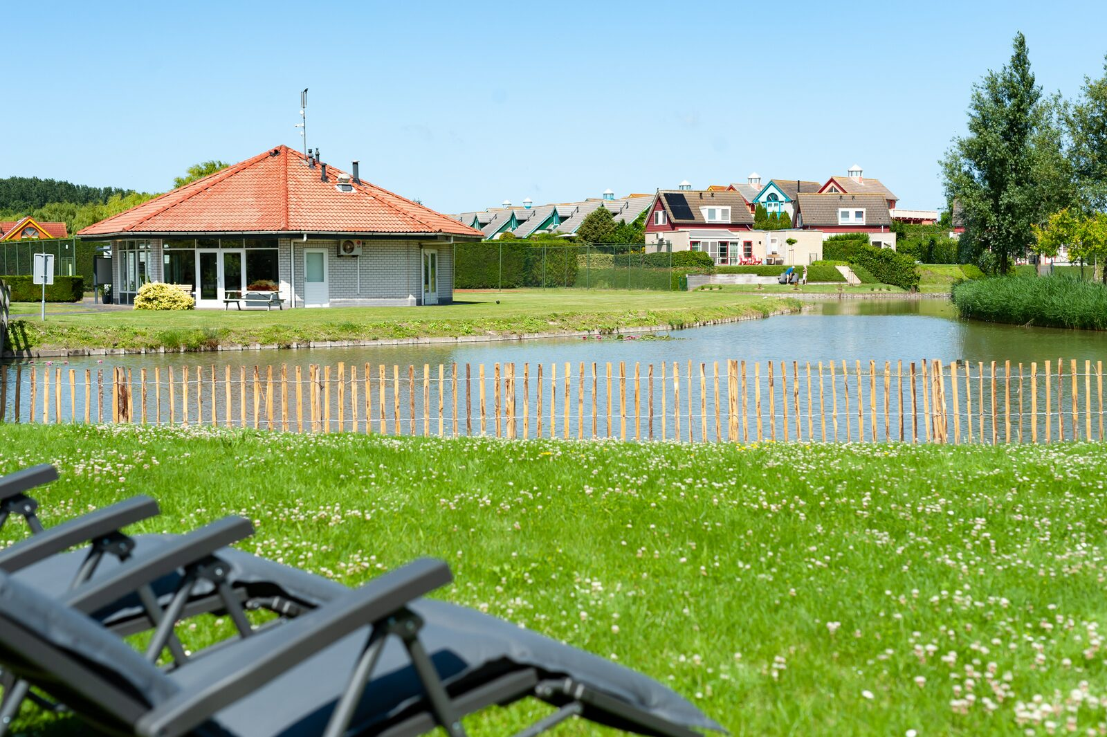 Antibes 258 - Kustpark Village Scaldia