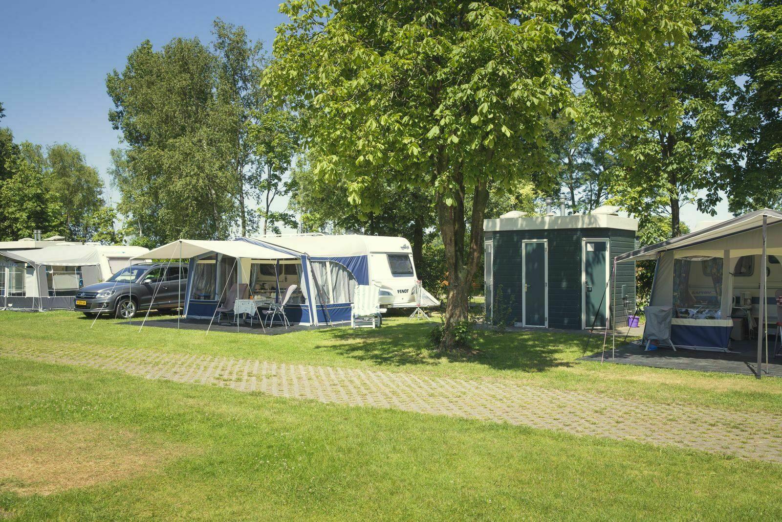 1 week kamperen tijdens de Reggestreek Fiets4daagse van 27 augustus tot 3 september 2022 excl. halfpension