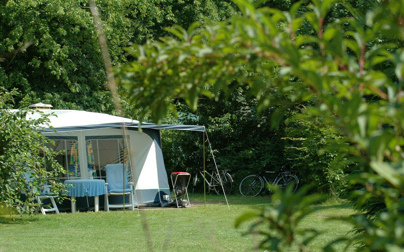 1 week kamperen tijdens de Reggestreek Fiets4daagse van 27 augustus tot 3 september 2022 incl. halfpension