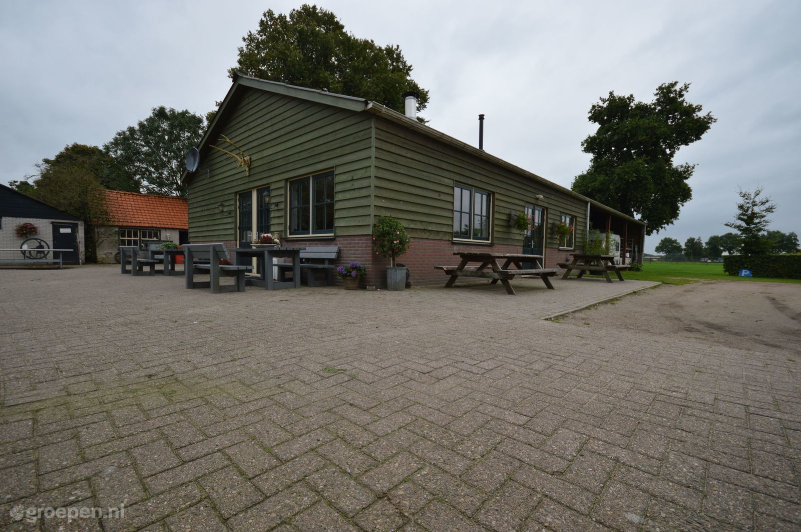 Holiday Farmhouse Otterlo