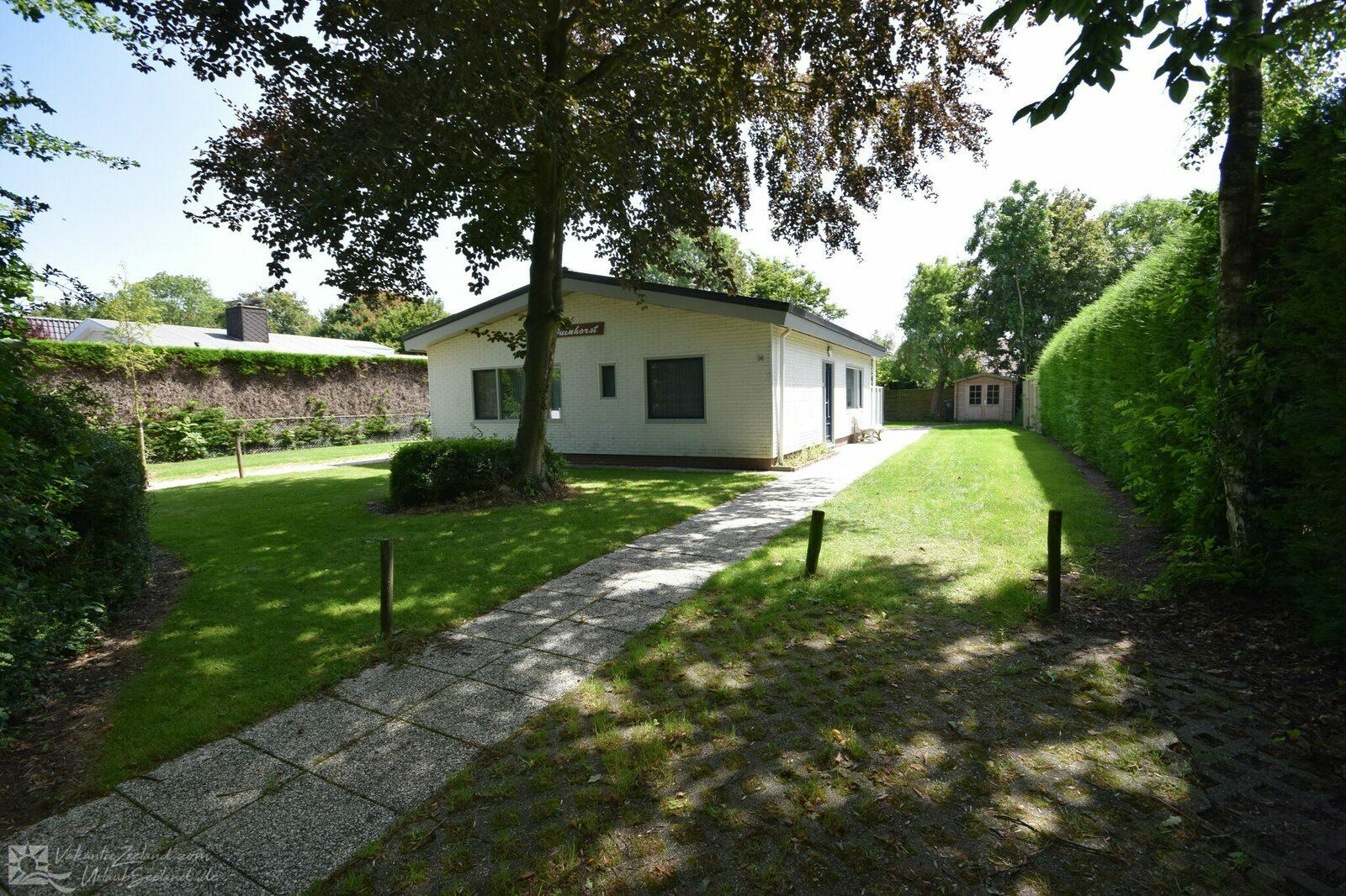 VZ1032 Ferienbungalow in Oostkapelle