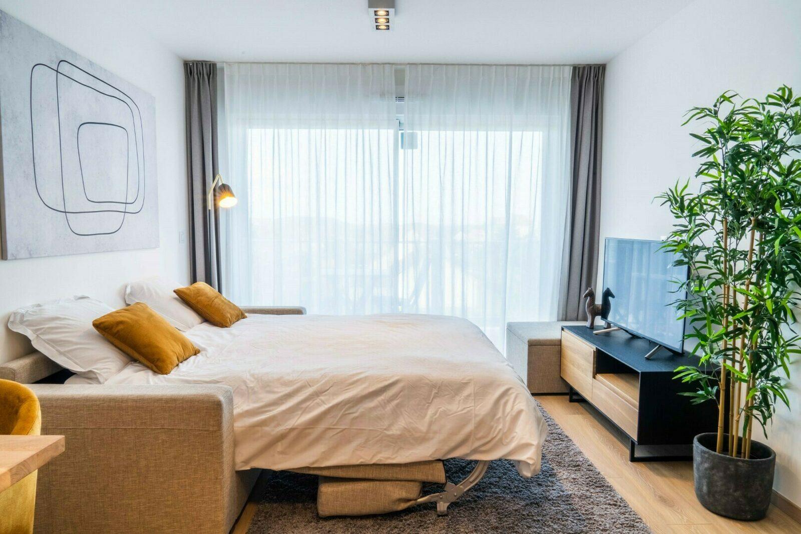[Standard] Studio canapé lit