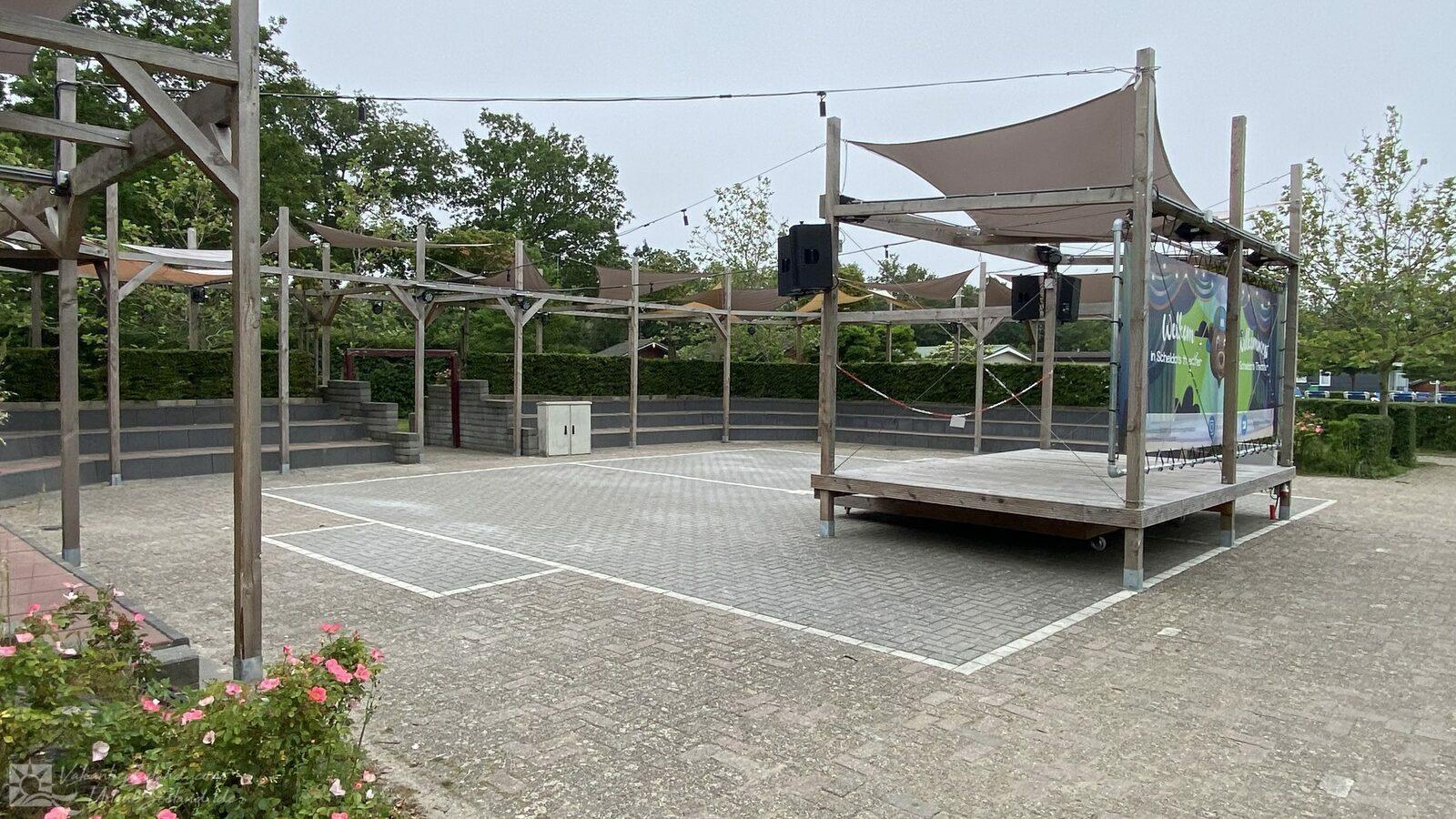 VZ979 Vakantiebungalow in Baarland