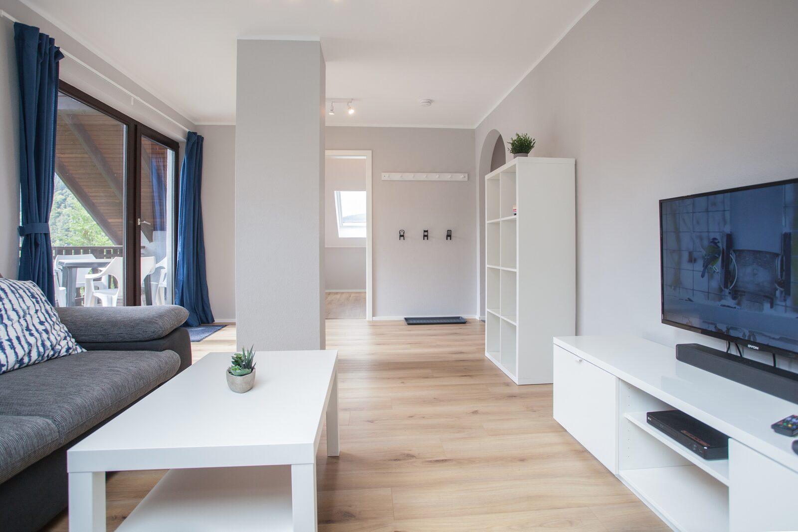 Apartment - Am Bergelchen 13-MU | Winterberg-Niedersfeld - Duitsland - Niedersfeld