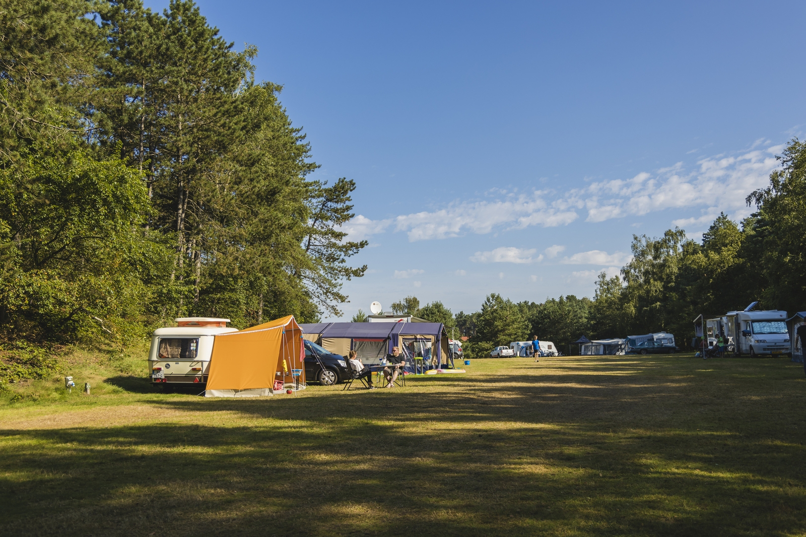 Standard Campingplatz