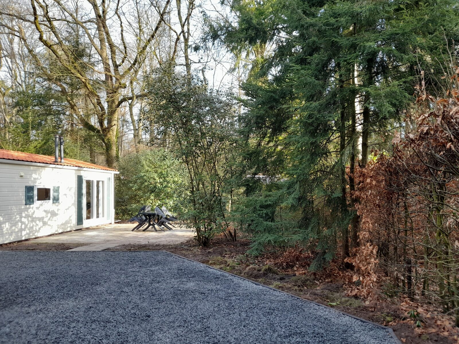 Veldkamp - 109 Bospark | 4 Pers.