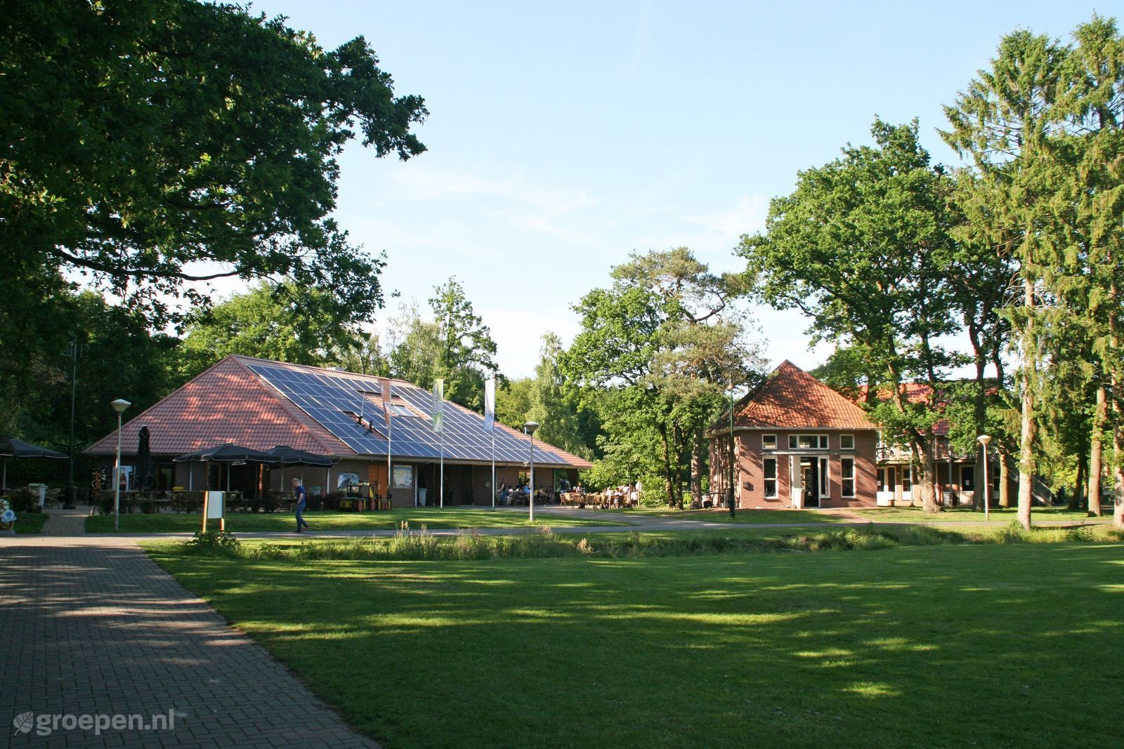 Group accommodation Heino