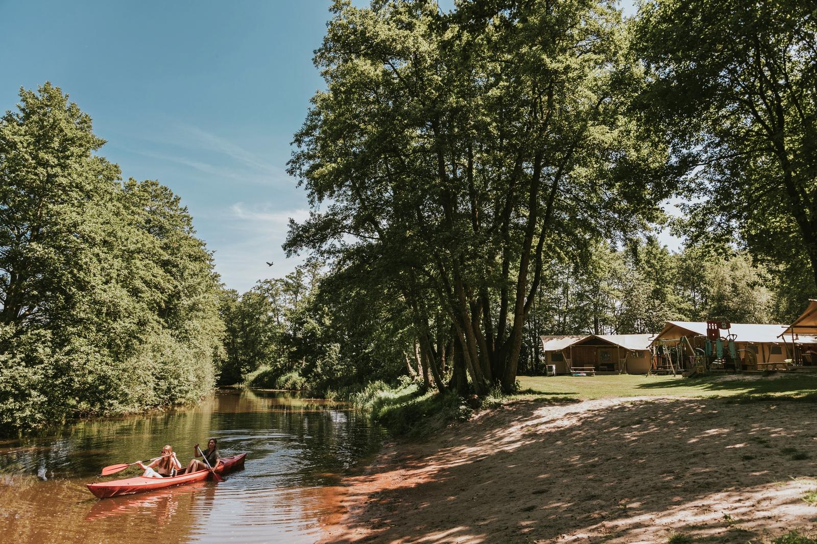 Vechtglamping Lodge