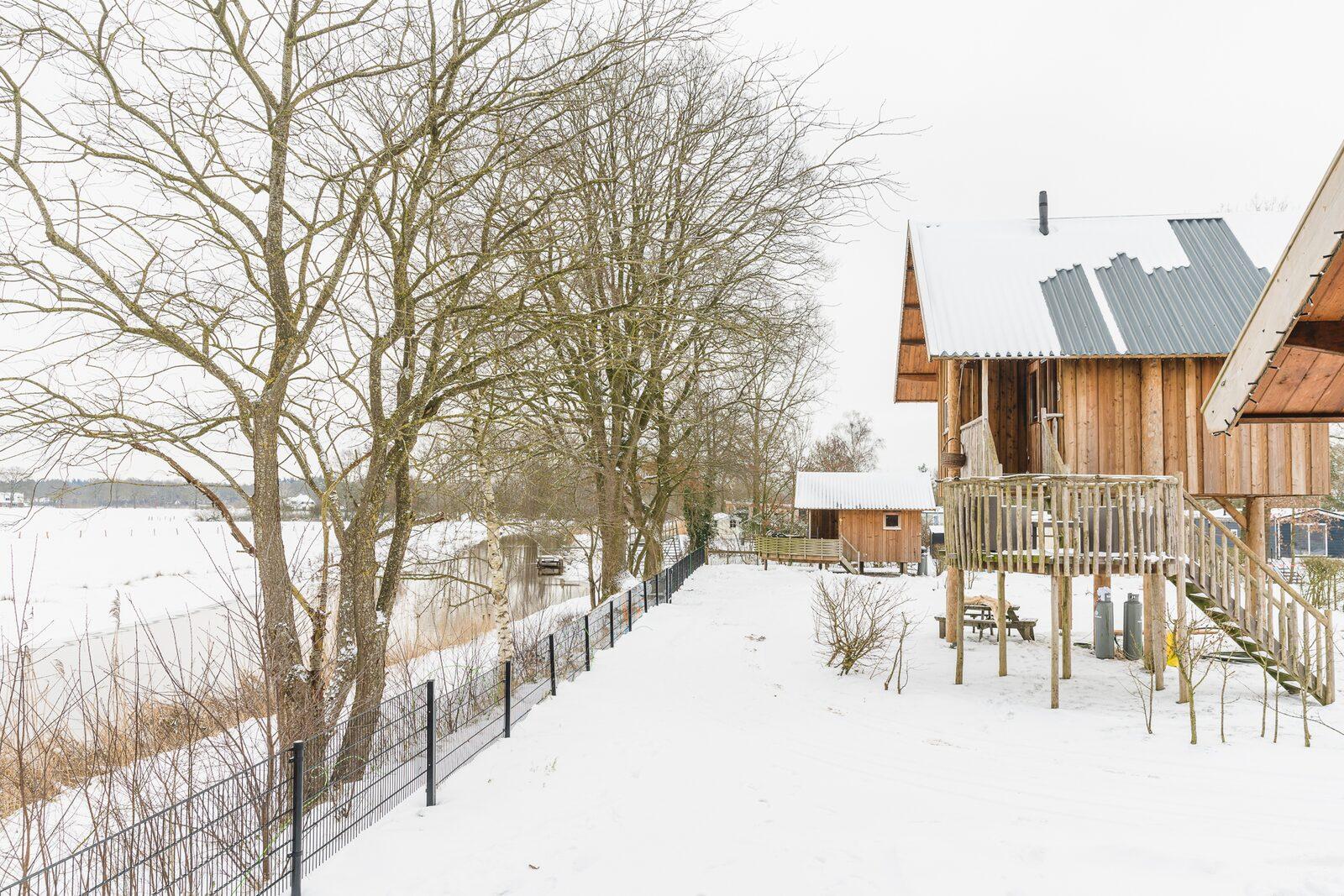 Regge Cottage met hottub